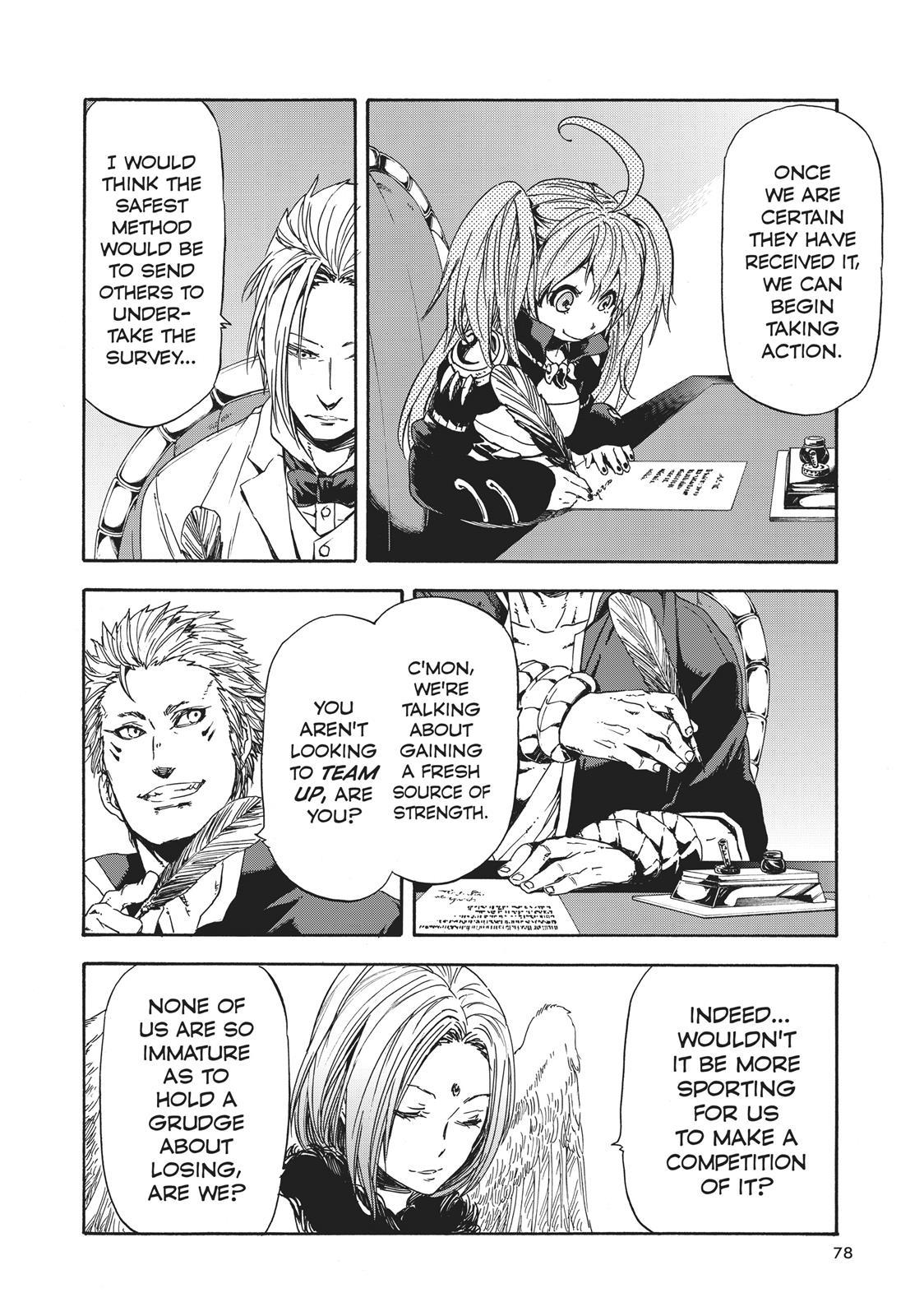 Tensei shitara Slime Datta Ken, Chapter 29 image 018