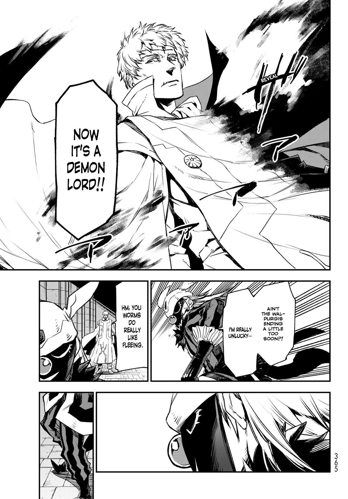 Tensei shitara Slime Datta Ken, Chapter 85 image 037