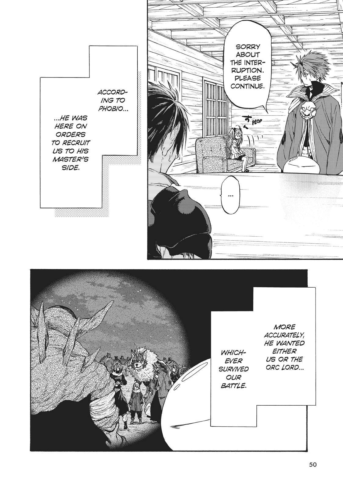 Tensei shitara Slime Datta Ken, Chapter 33 image 014