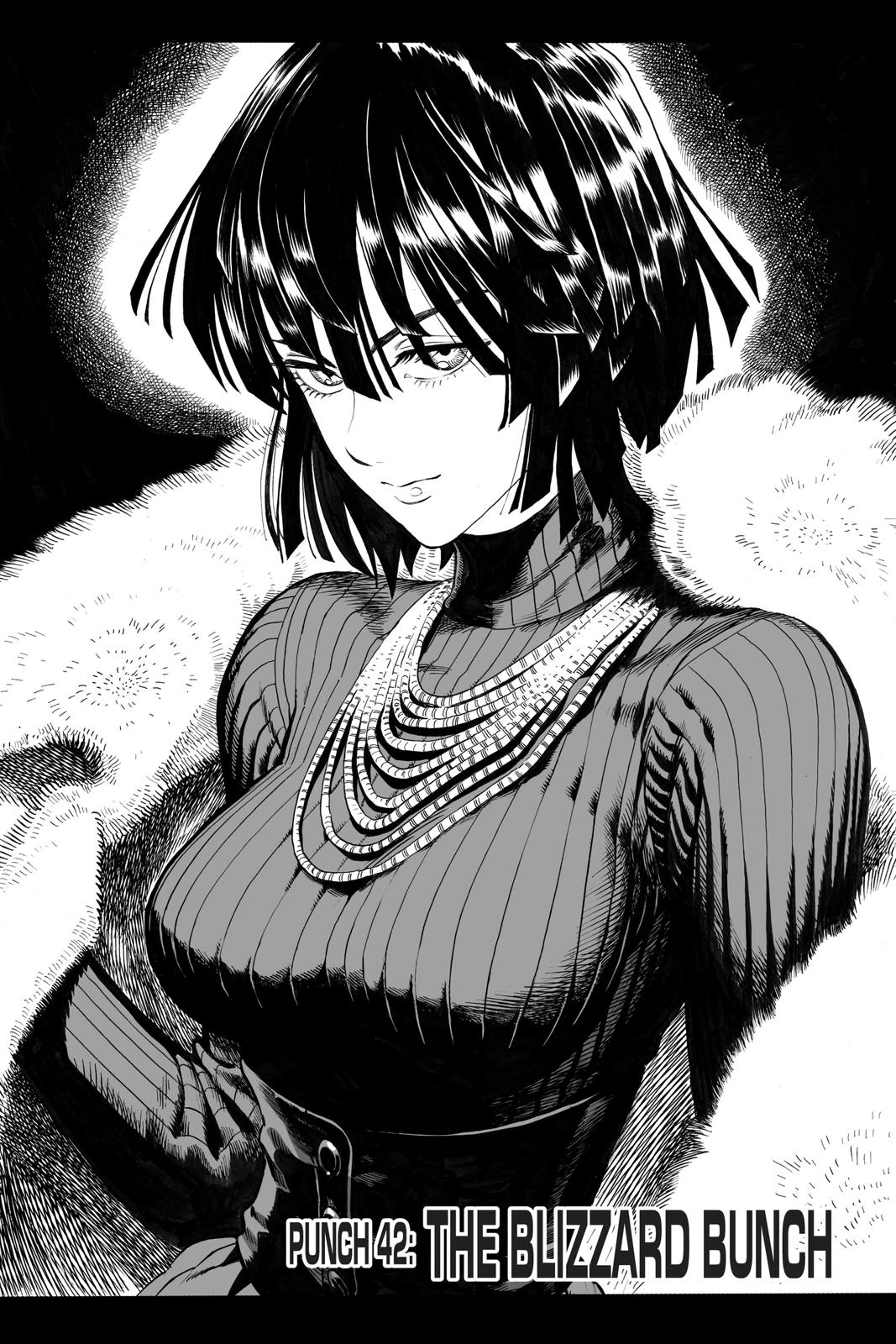 One-Punch Man, Chapter 42 image 001