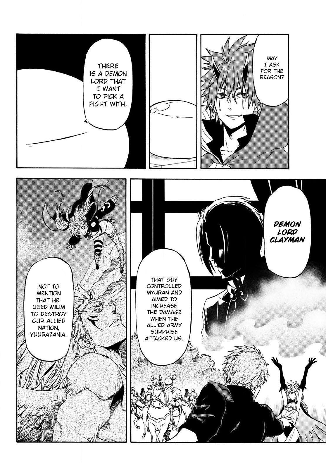 Tensei shitara Slime Datta Ken, Chapter 71 image 002