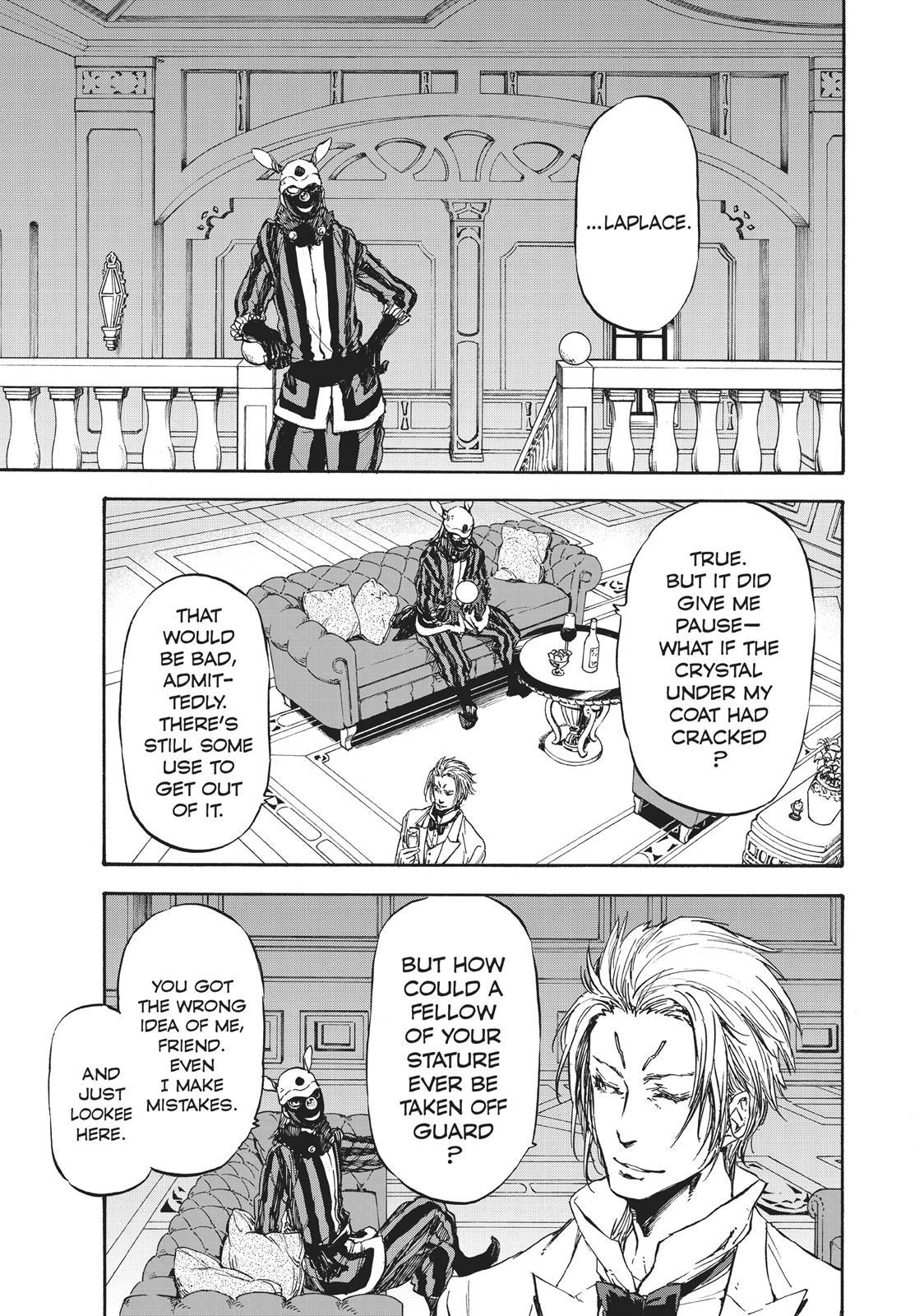 Tensei shitara Slime Datta Ken, Chapter 22 image 028