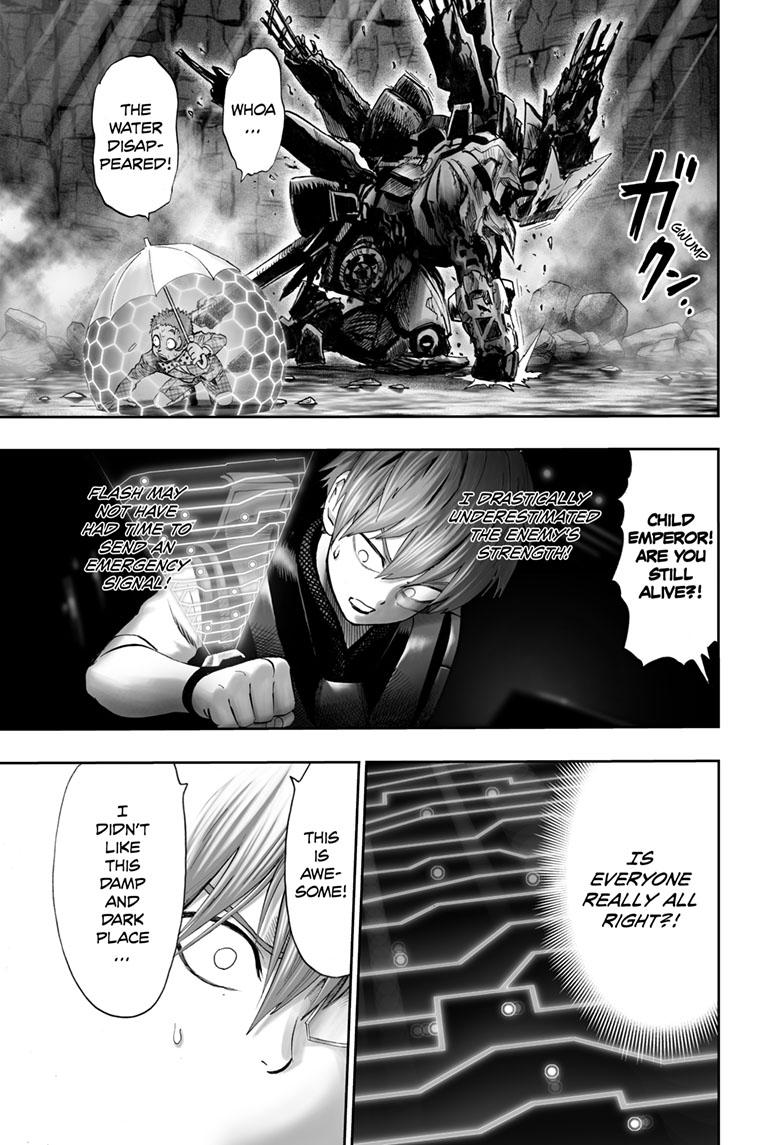 One-Punch Man, Chapter 98.5 image 003