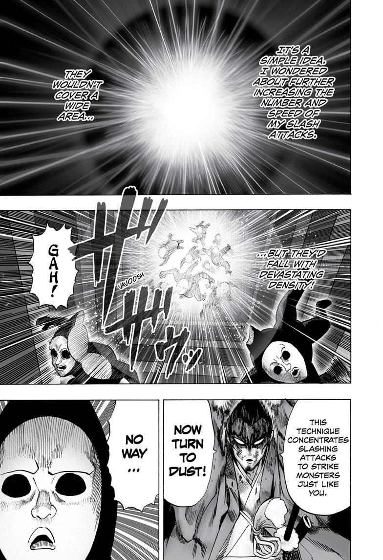 One-Punch Man, Chapter 110 image 006