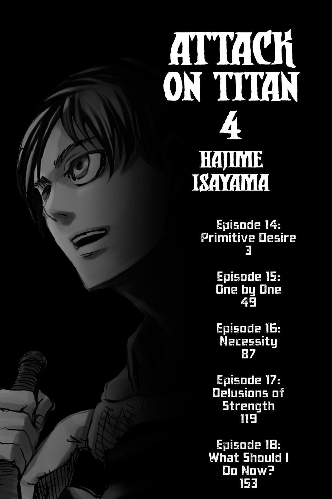 Attack On Titan, Episode 14 image 003