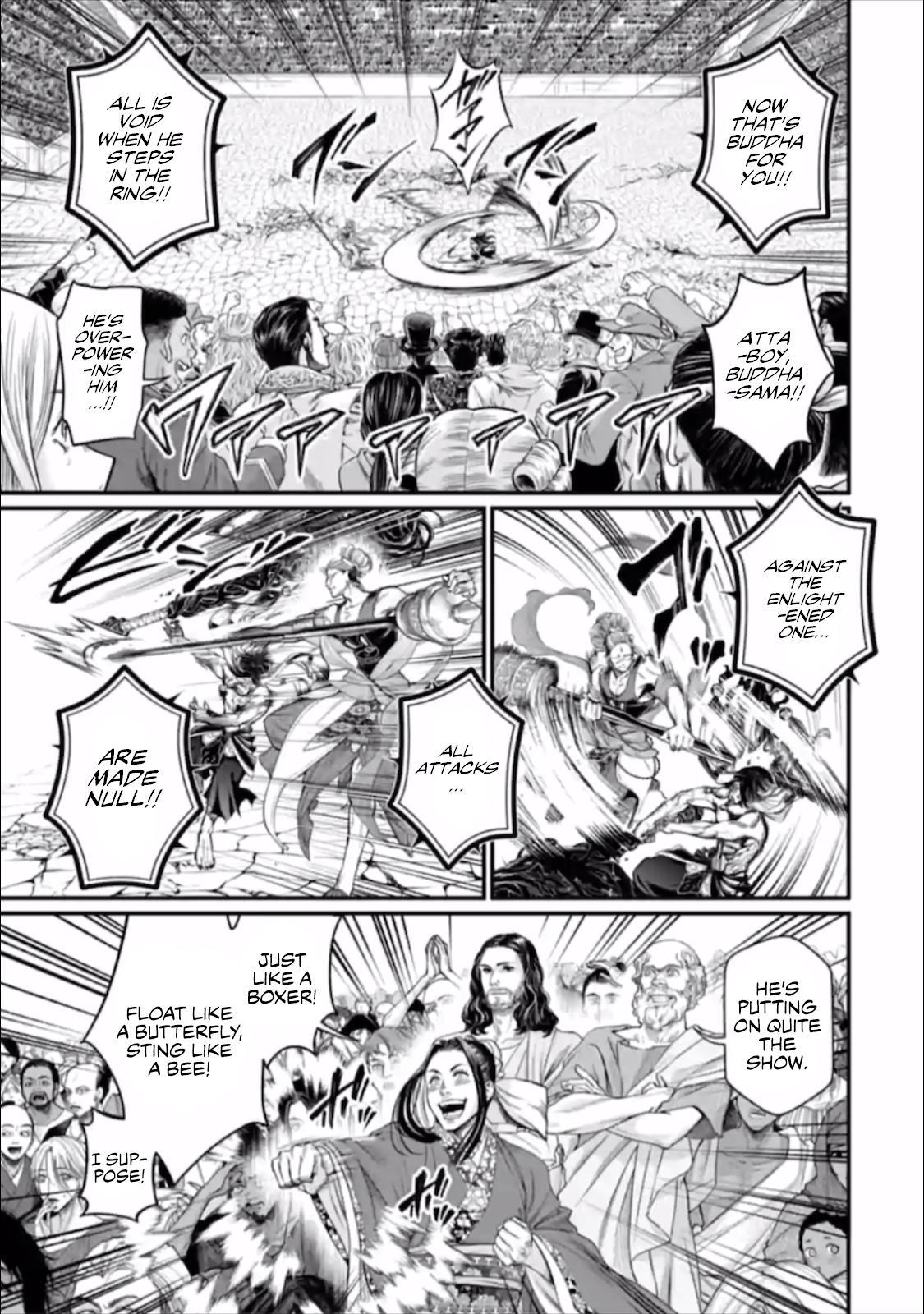 Shuumatsu no Valkyrie, Chapter 46 image 032