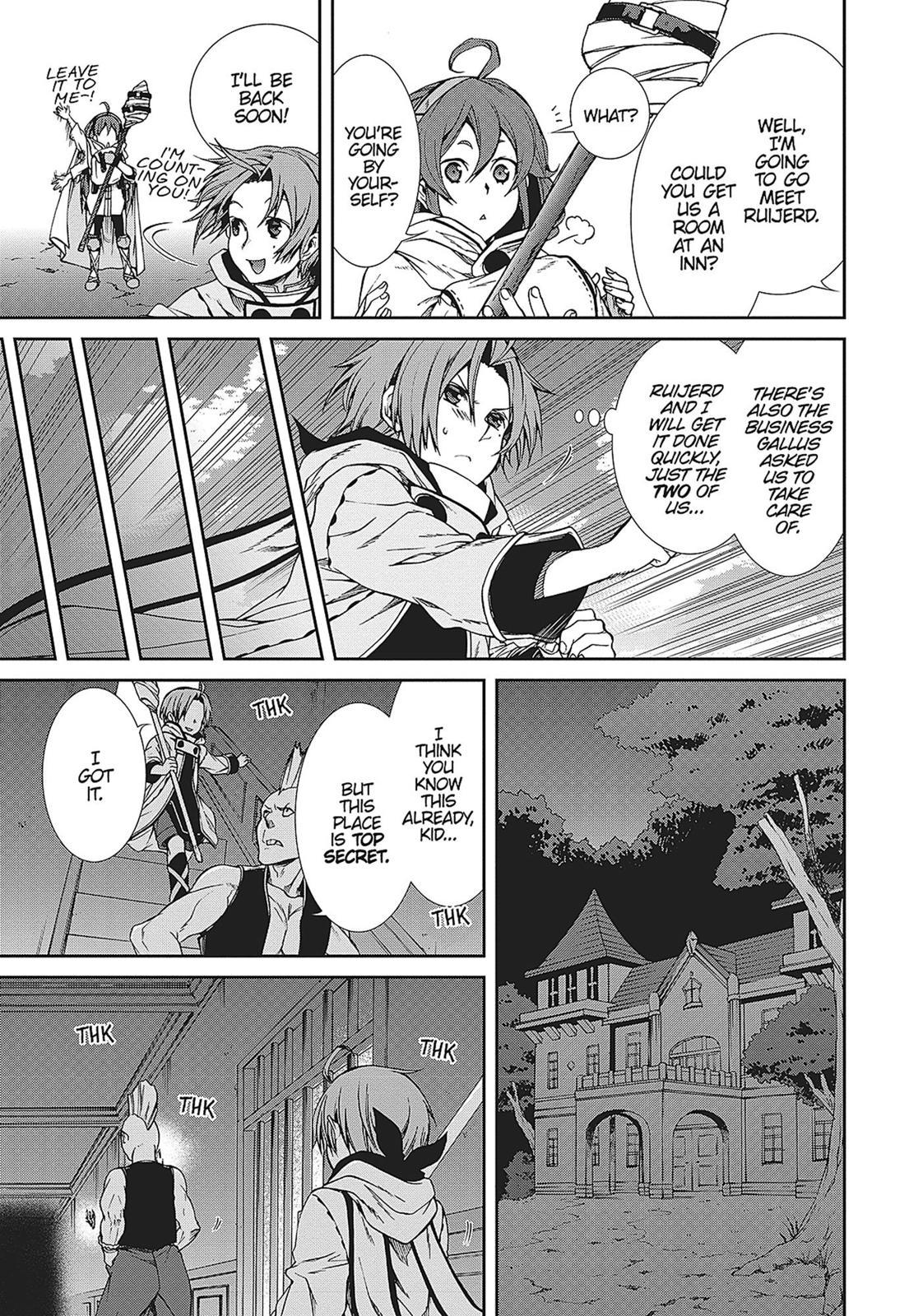 Mushoku Tensei, Chapter 30 image 011