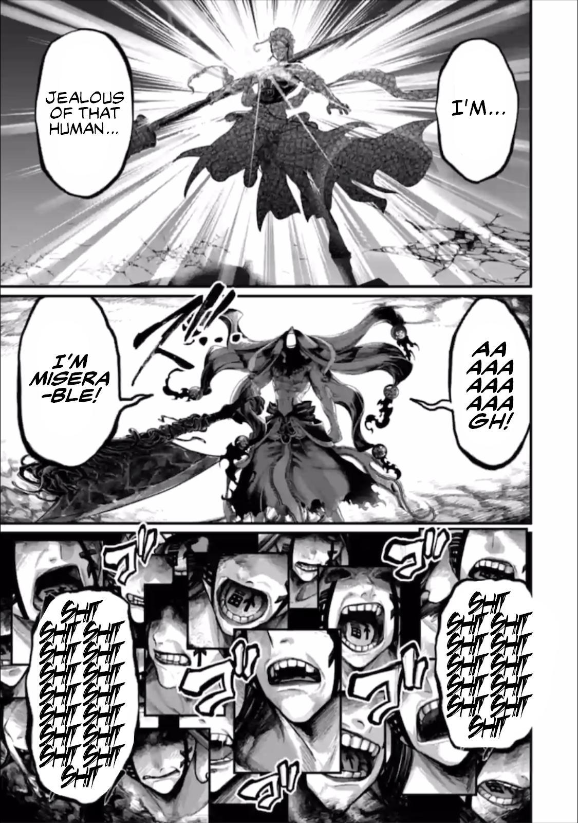 Shuumatsu no Valkyrie, Chapter 46 image 034