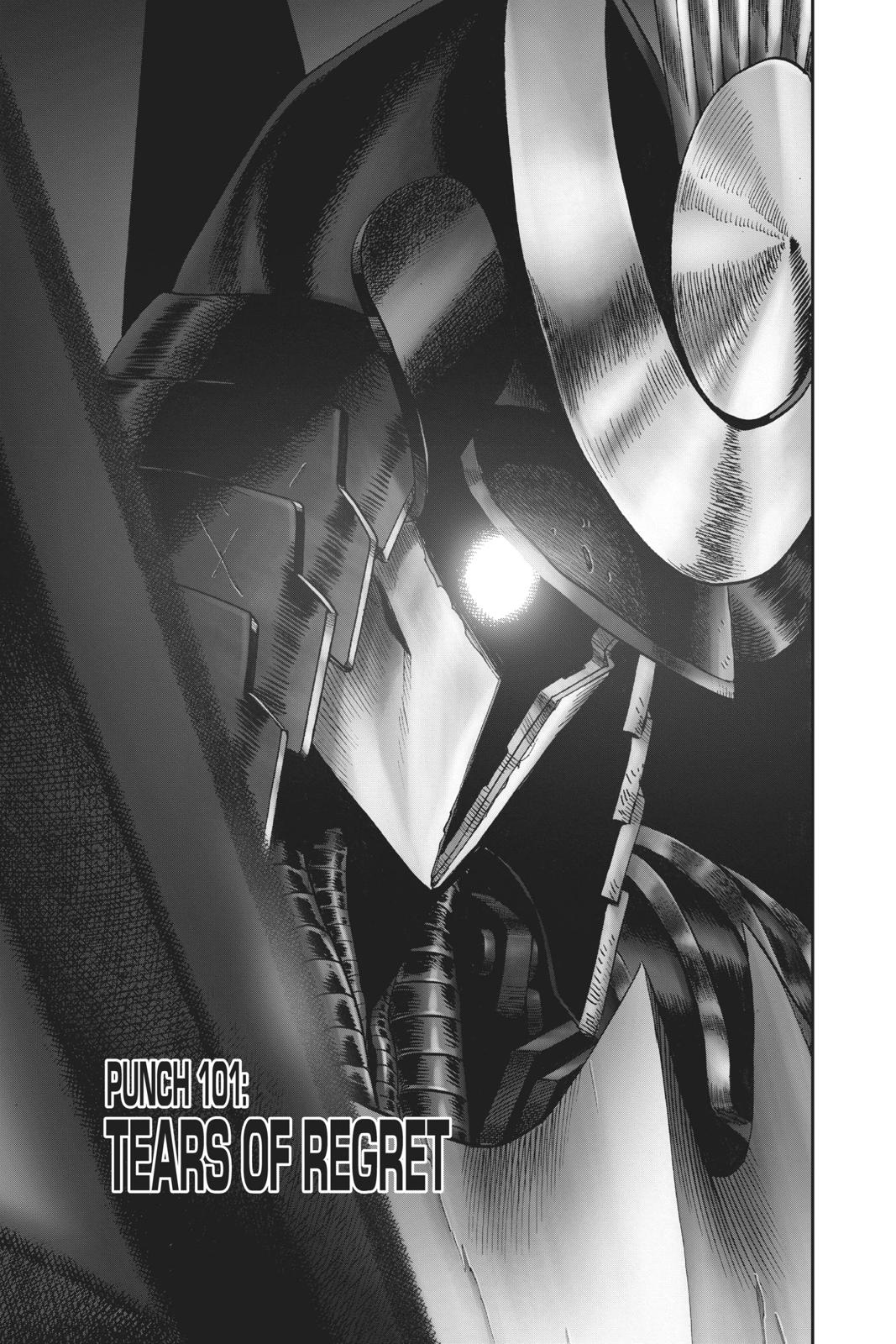 One-Punch Man, Chapter 101 image 001