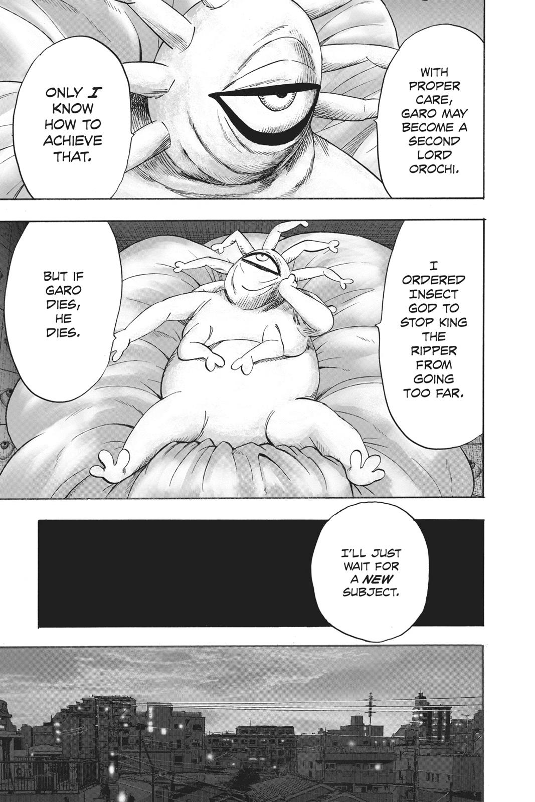 One-Punch Man, Chapter 89 image 025