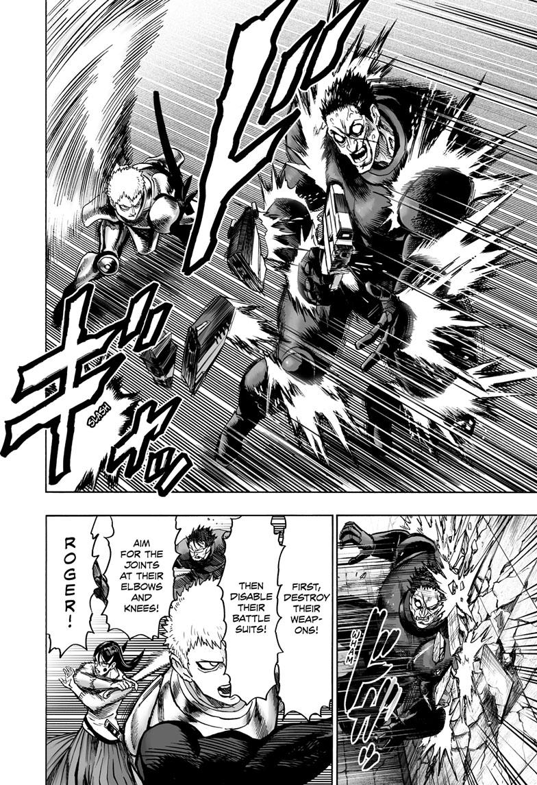 One-Punch Man, Chapter 100 Mag image 010