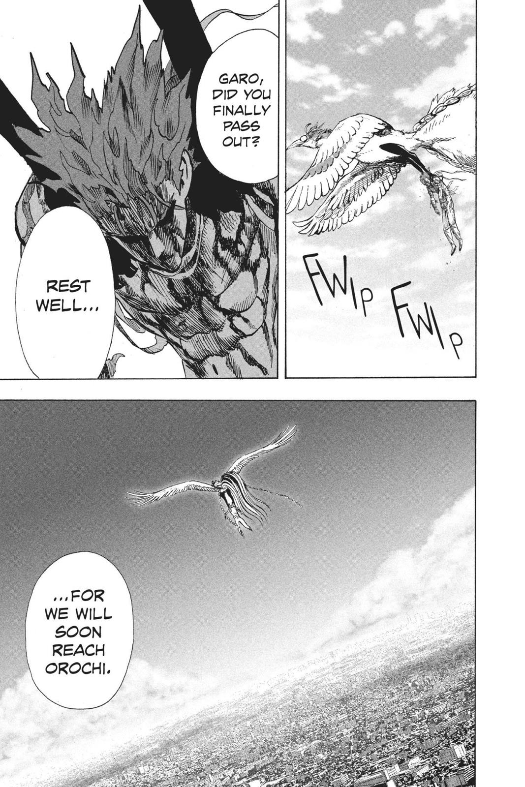 One-Punch Man, Chapter 85 image 115