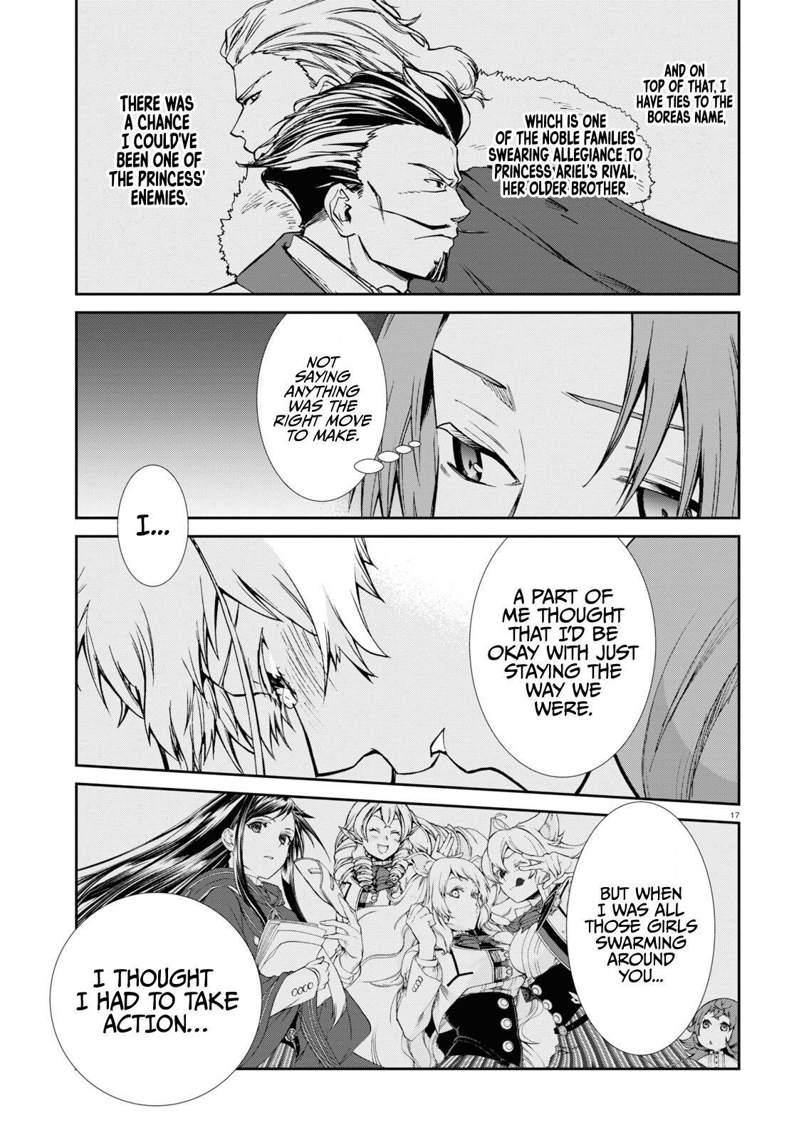 Mushoku Tensei, Chapter 75 image 18