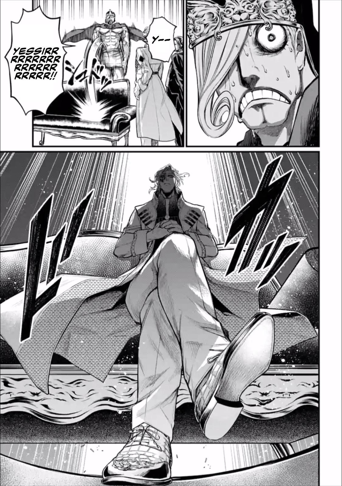 Shuumatsu no Valkyrie, Chapter 50 image 010