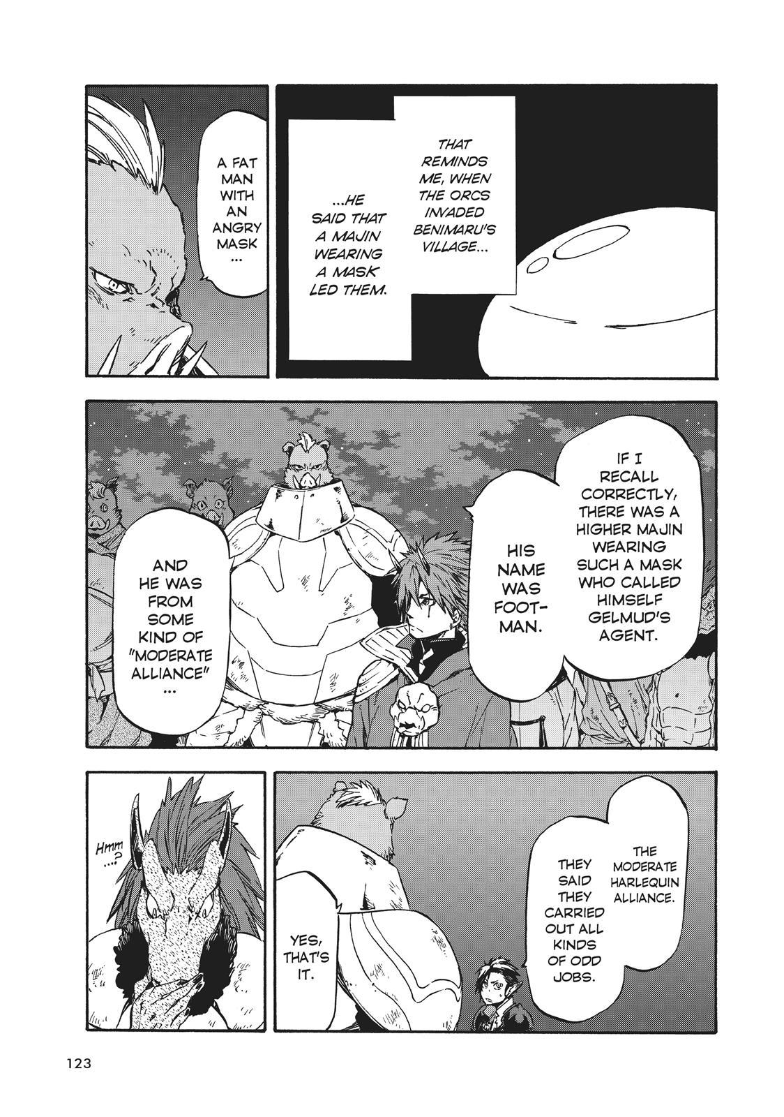 Tensei shitara Slime Datta Ken, Chapter 39 image 007