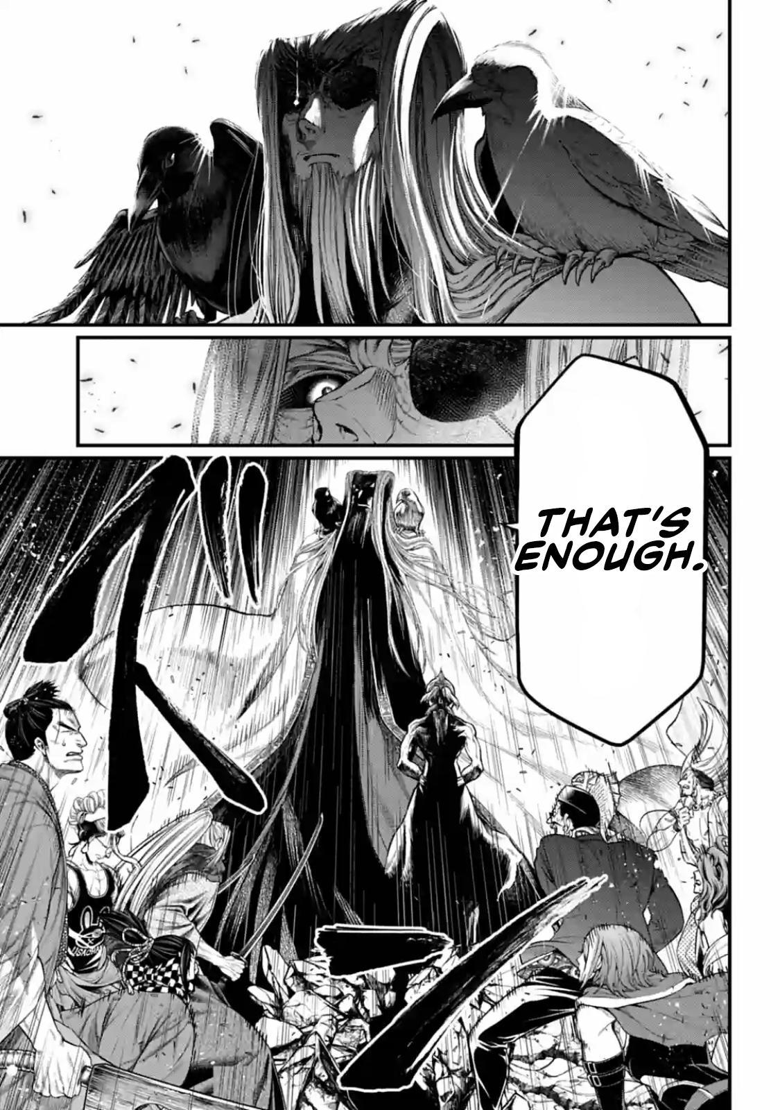 Shuumatsu no Valkyrie, Chapter 34 image 017