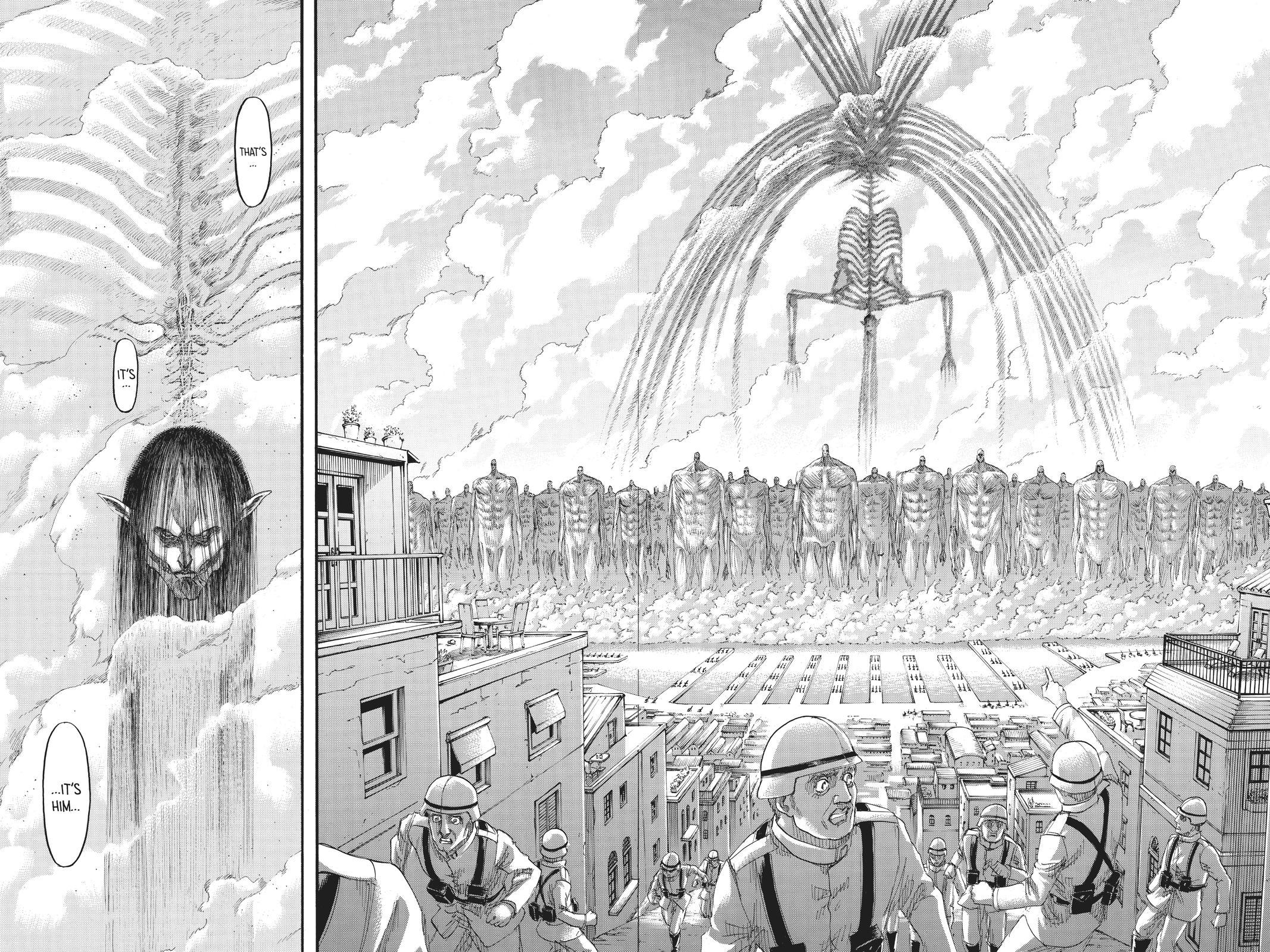 Attack On Titan, Episode 130 image 032