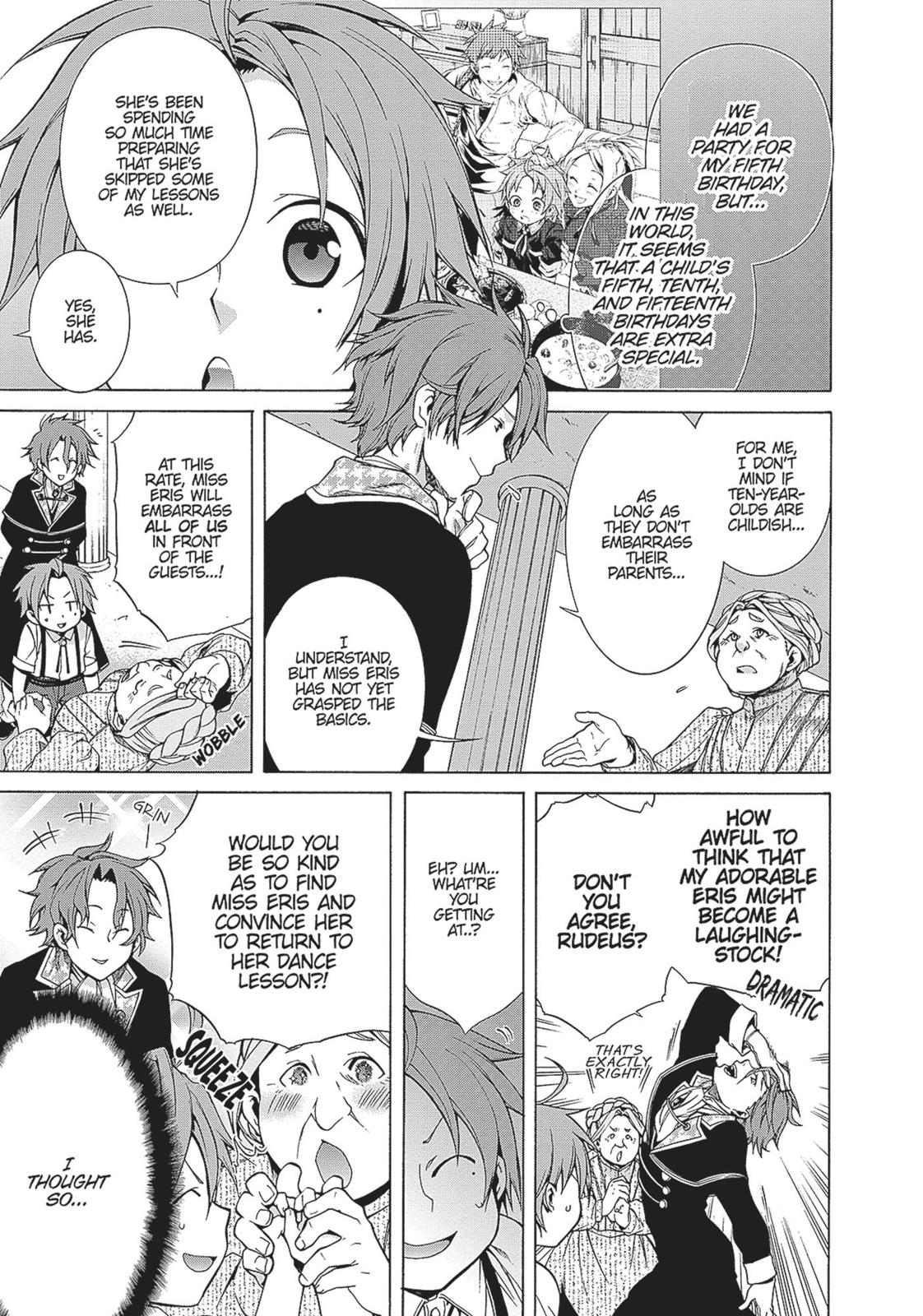 Mushoku Tensei, Chapter 10 image 007