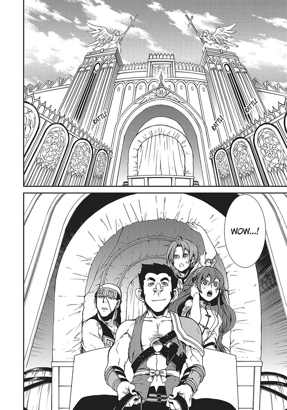 Mushoku Tensei, Chapter 33 image 019
