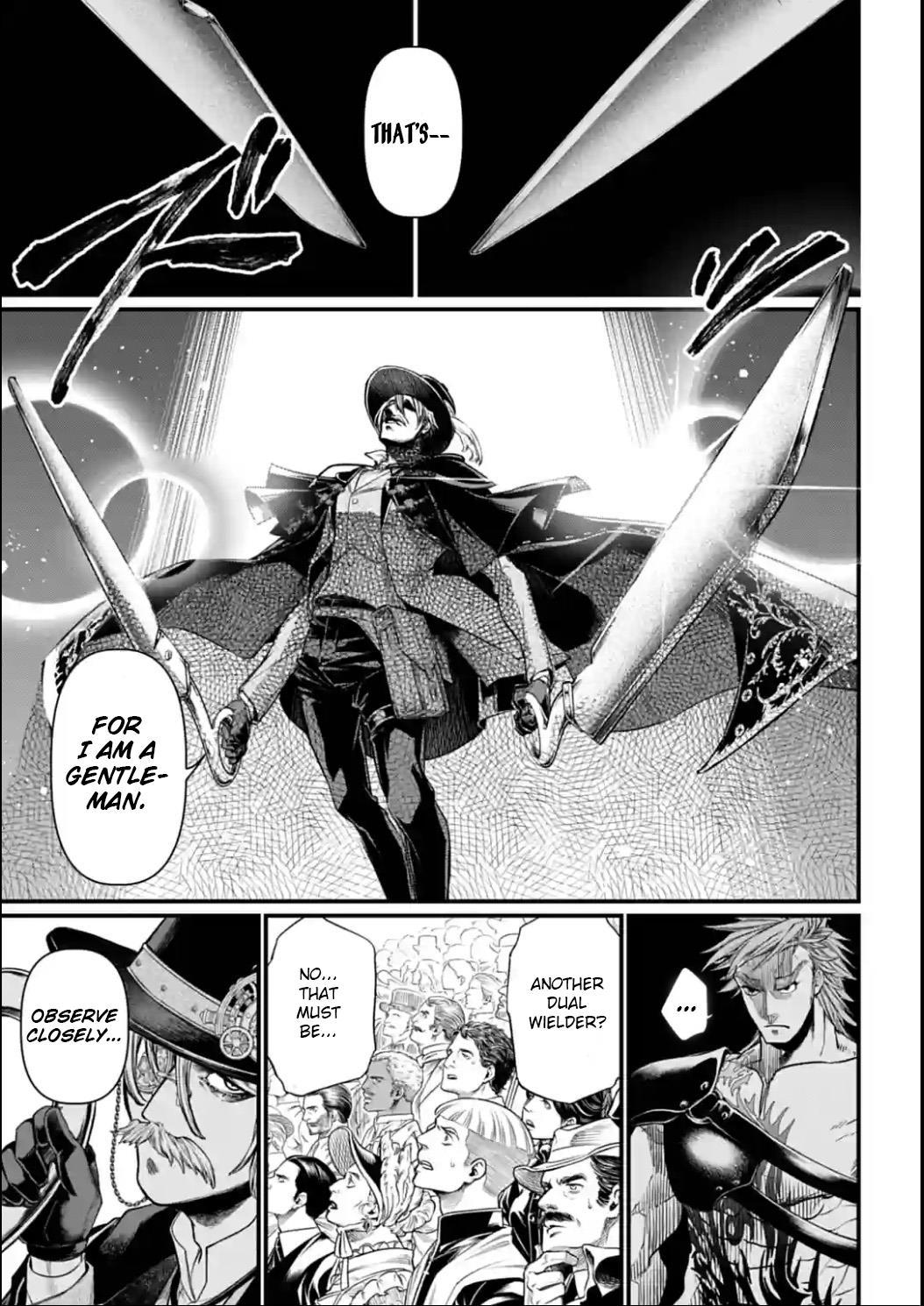 Shuumatsu no Valkyrie, Chapter 21 image 011