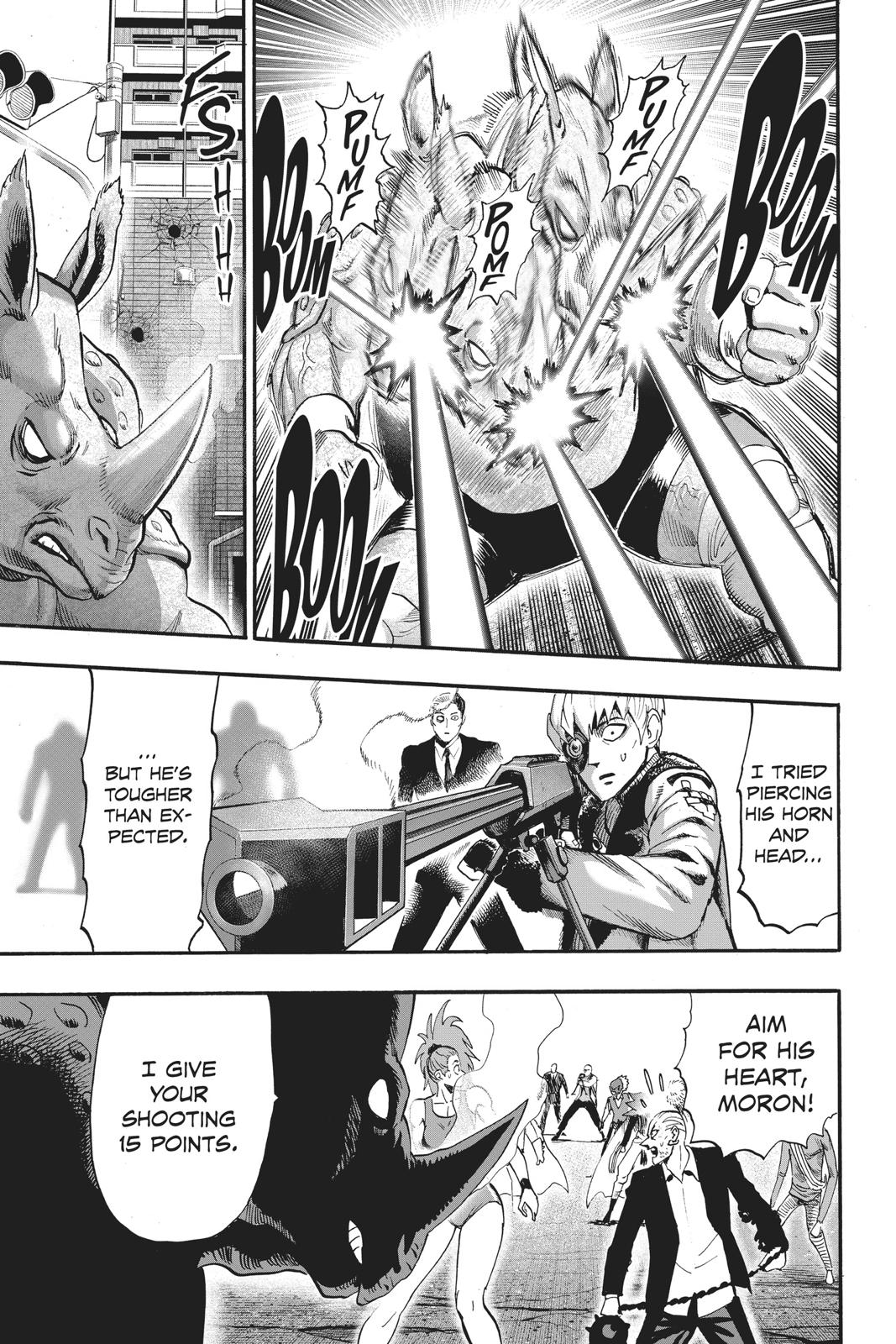 One-Punch Man, Chapter 96 image 102