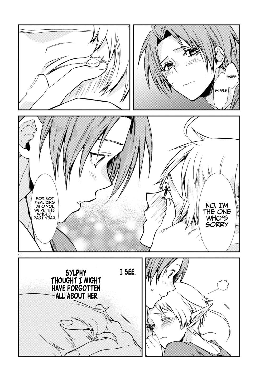 Mushoku Tensei, Chapter 75 image 17