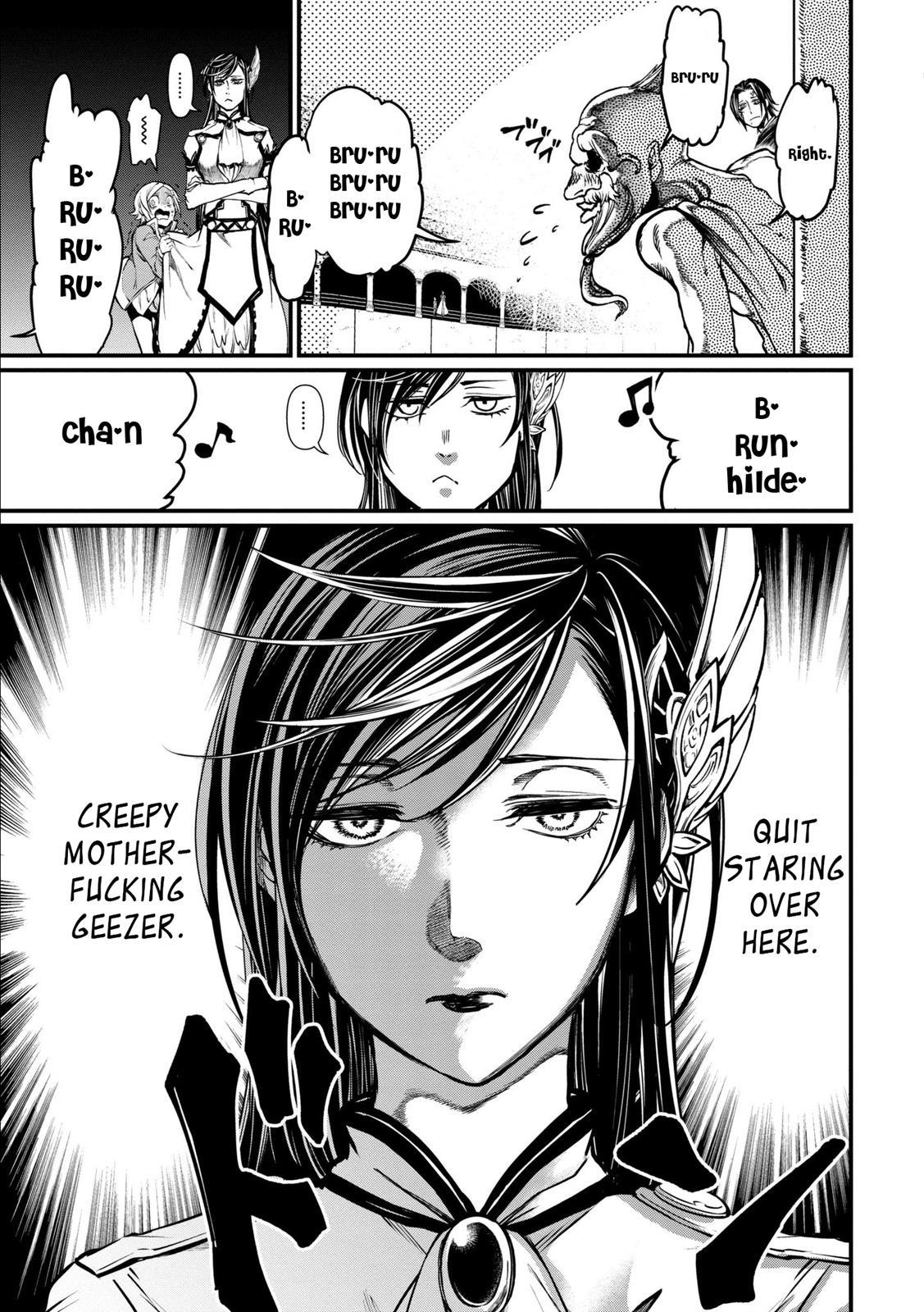 Shuumatsu no Valkyrie, Chapter 4 image 014