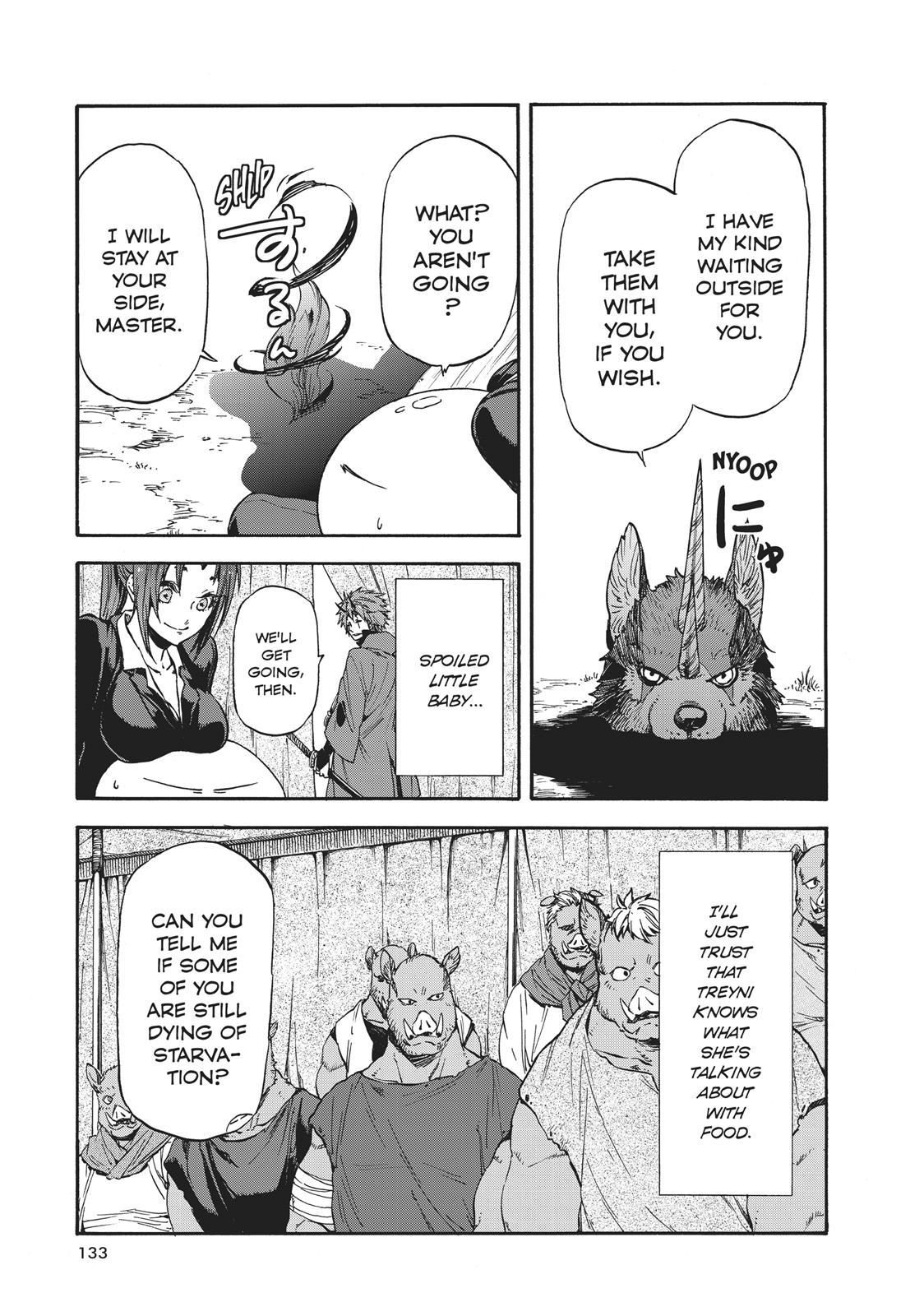 Tensei shitara Slime Datta Ken, Chapter 27 image 005