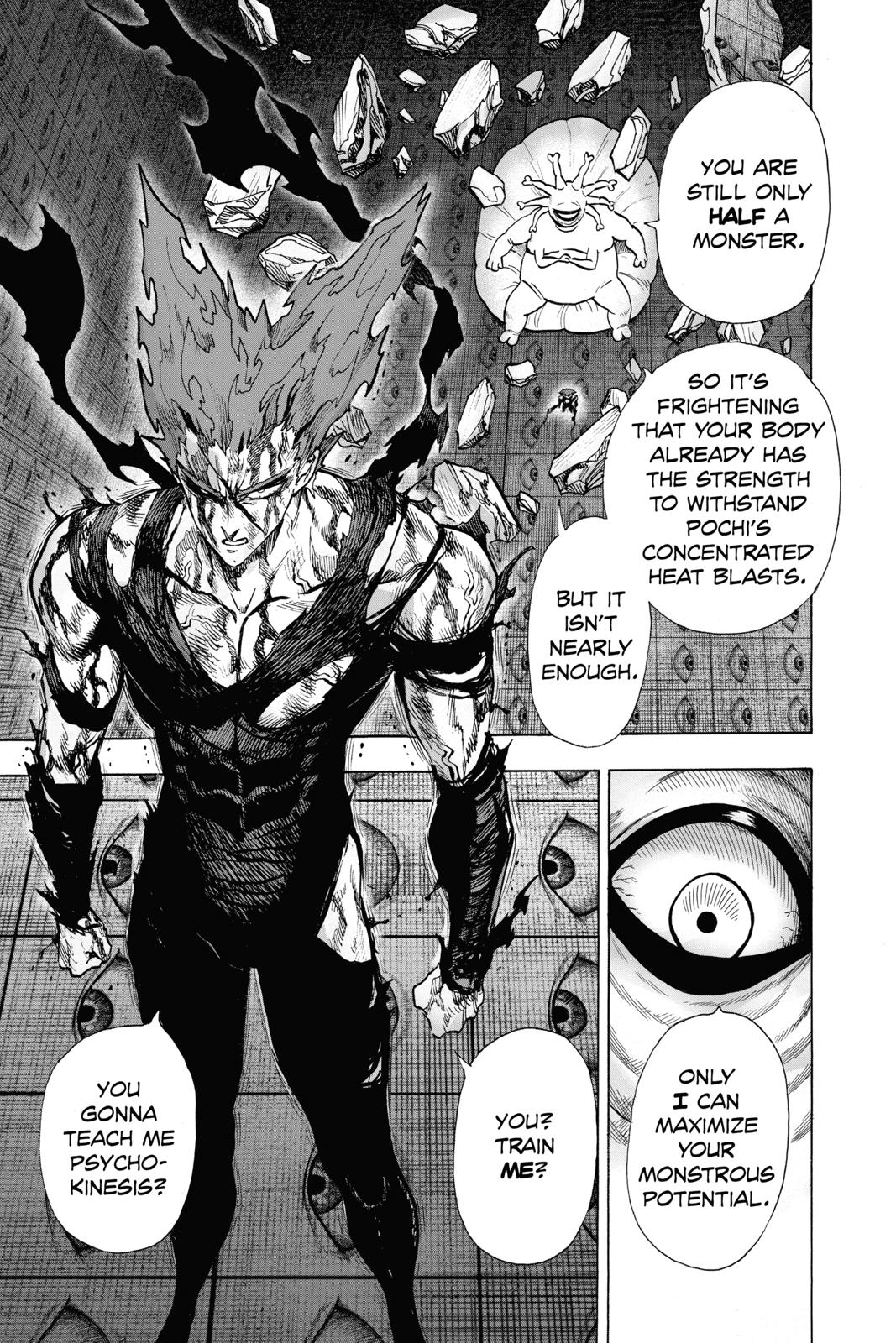 One-Punch Man, Chapter 94 image 003