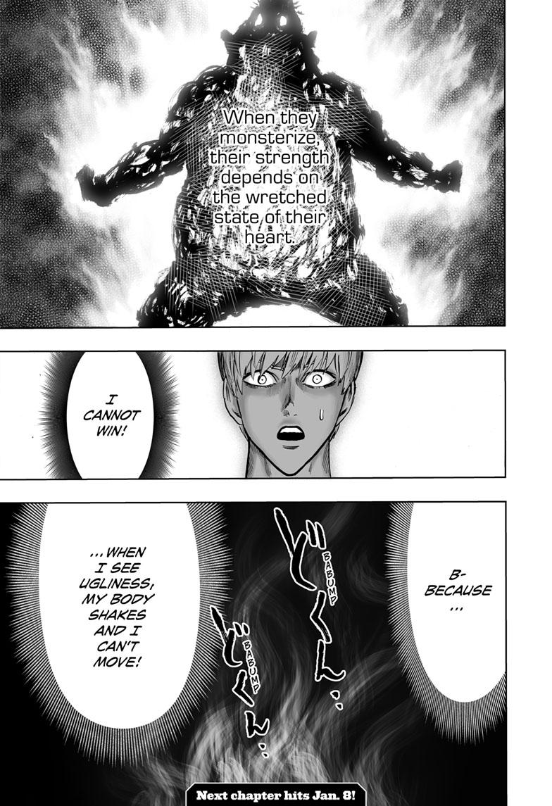 One-Punch Man, Chapter 111 image 025