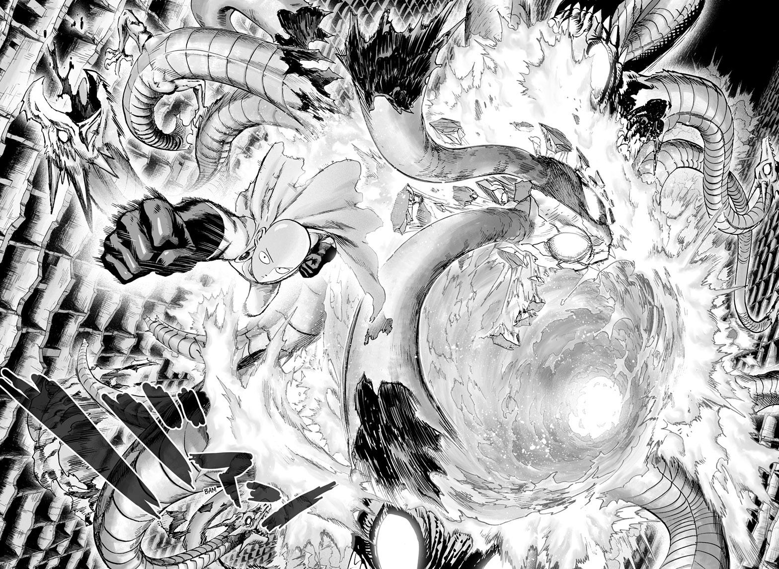 One-Punch Man, Chapter 106 image 033