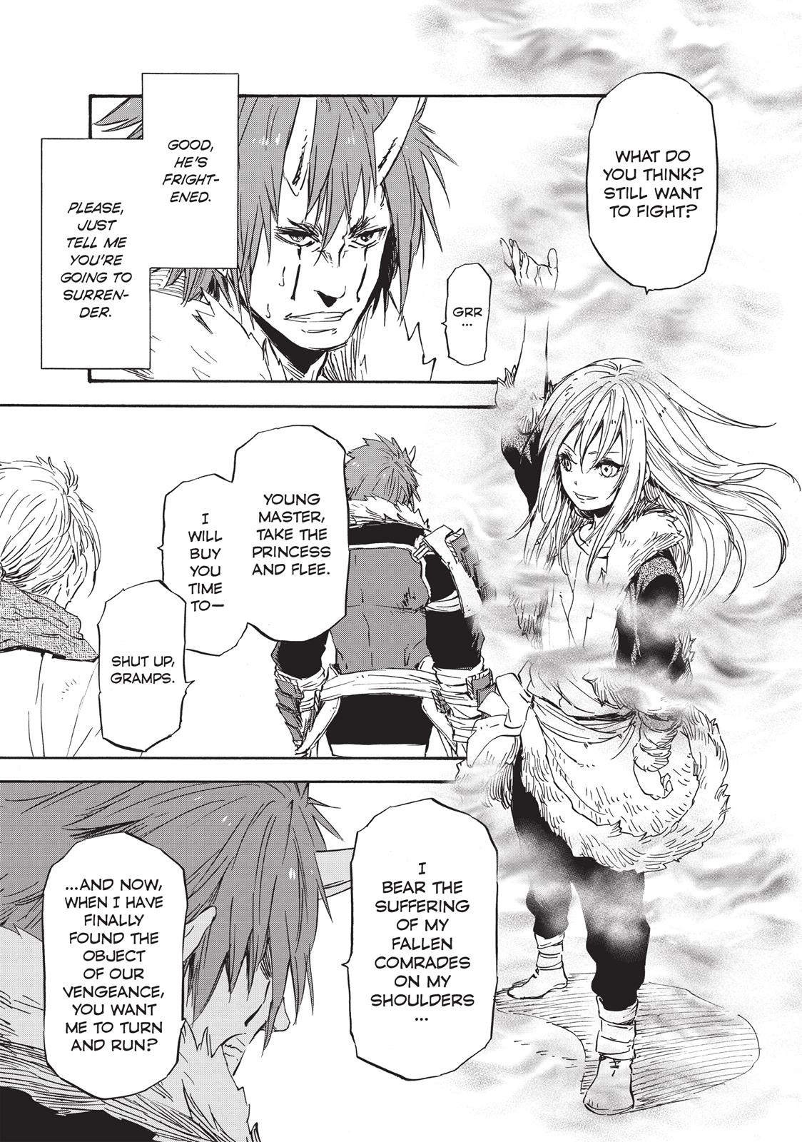 Tensei shitara Slime Datta Ken, Chapter 14 image 004