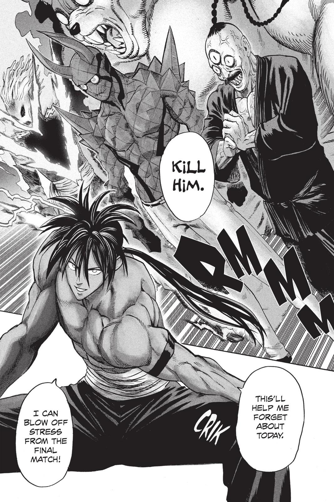 One-Punch Man, Chapter 72 image 033