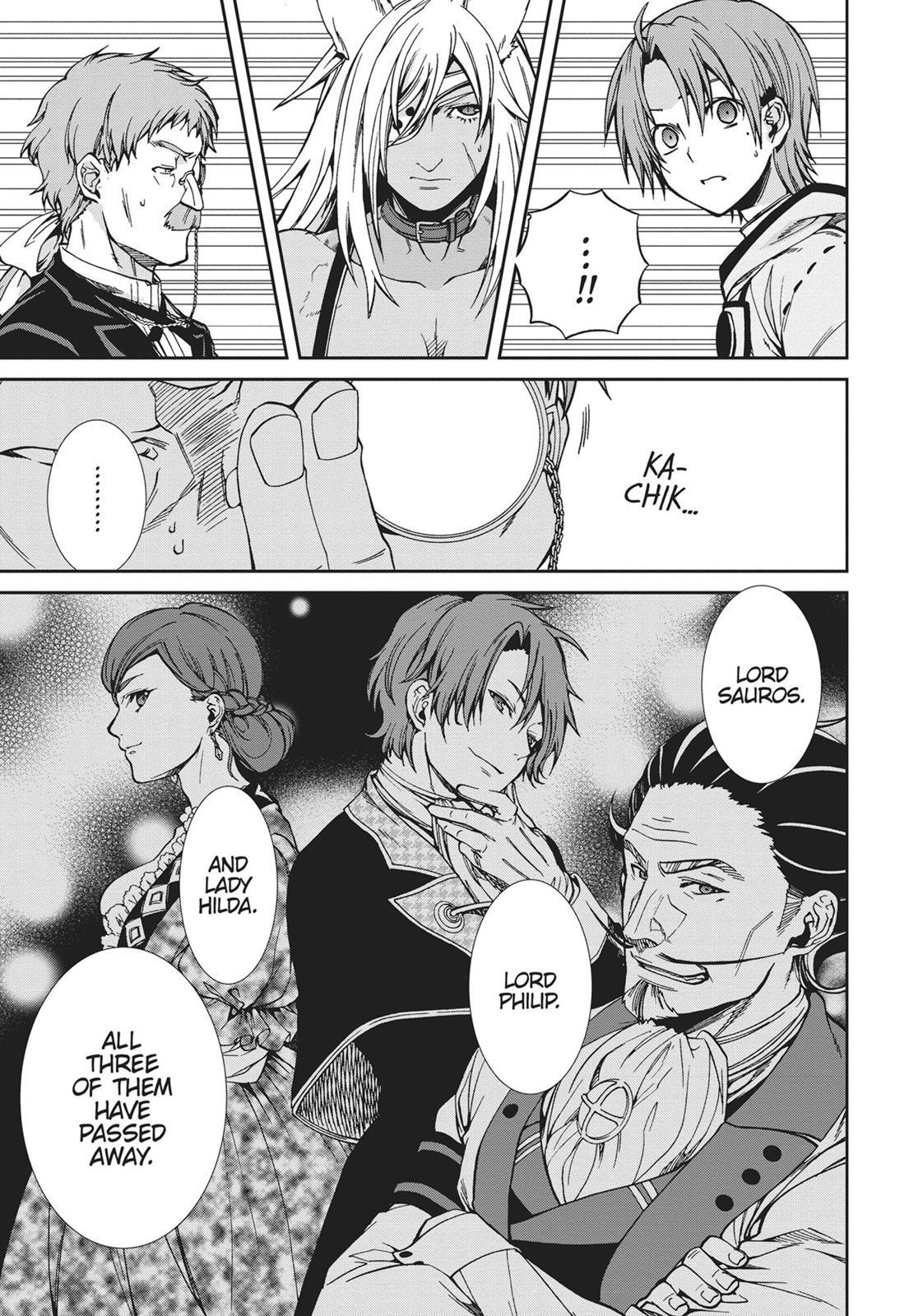 Mushoku Tensei, Chapter 50 image 007
