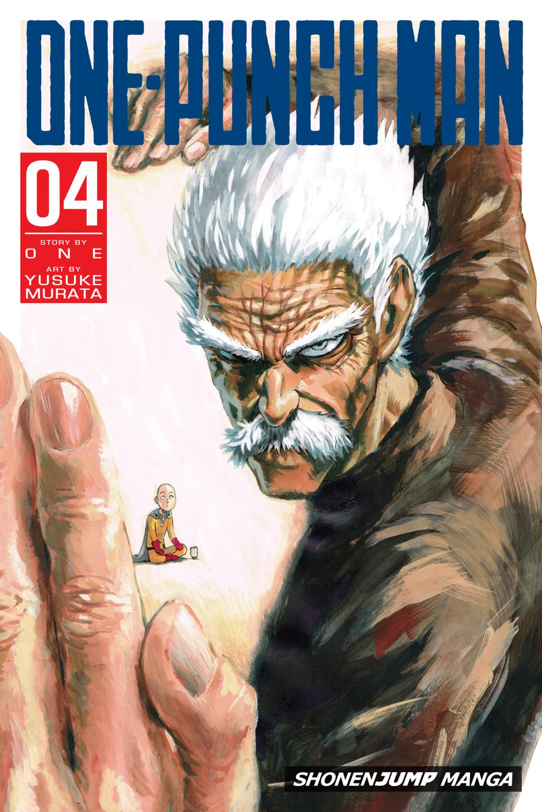 One-Punch Man, Chapter 21 image 001