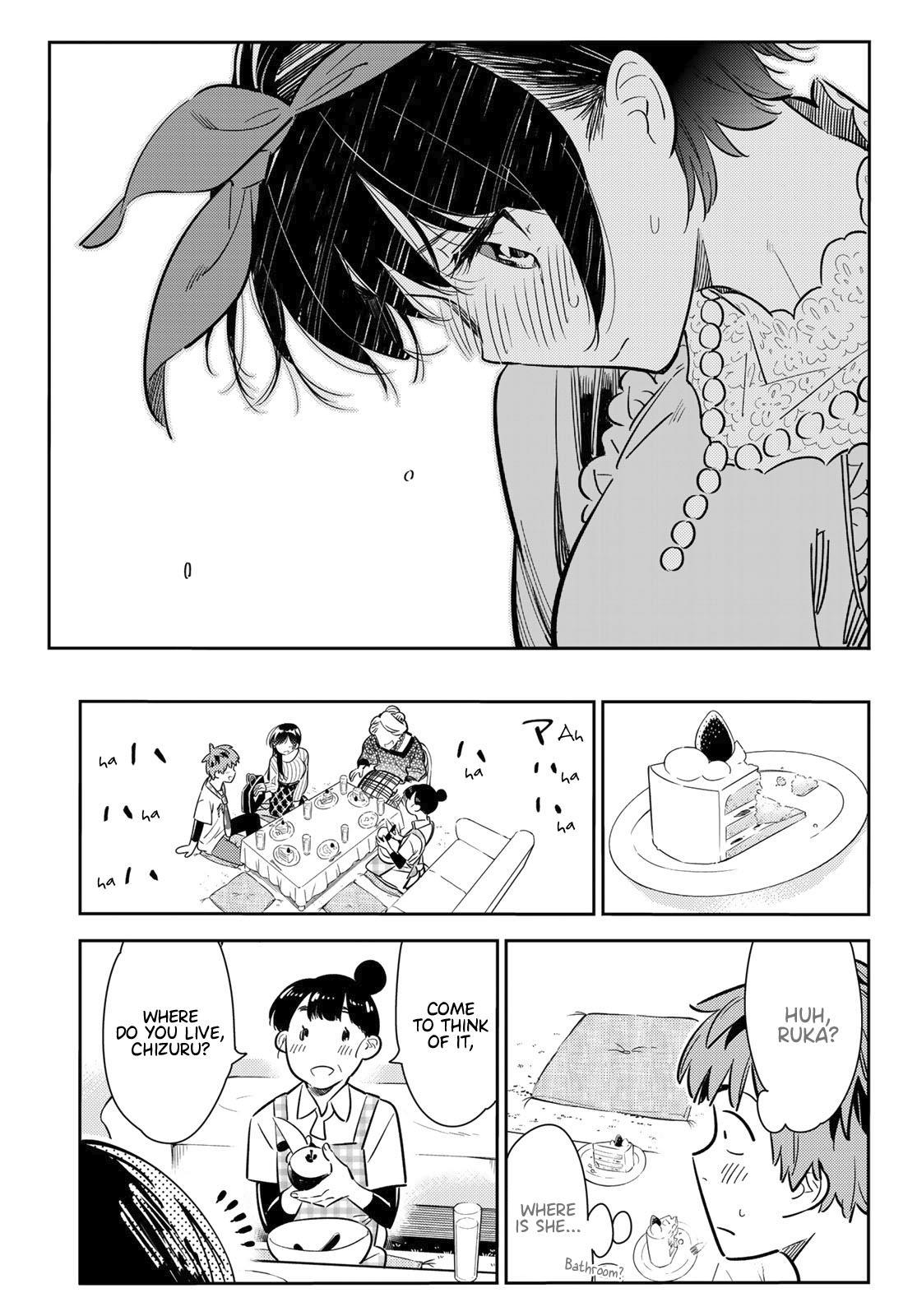 Kanojo Okarishimasu, Chapter 87 image 014