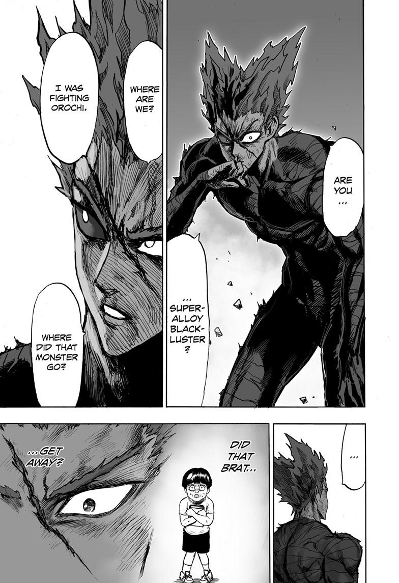 One-Punch Man, Chapter 124.2 image 008