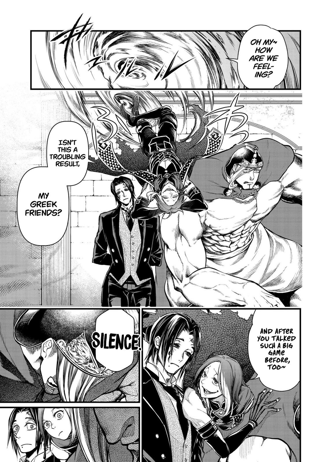 Shuumatsu no Valkyrie, Chapter 22 image 007
