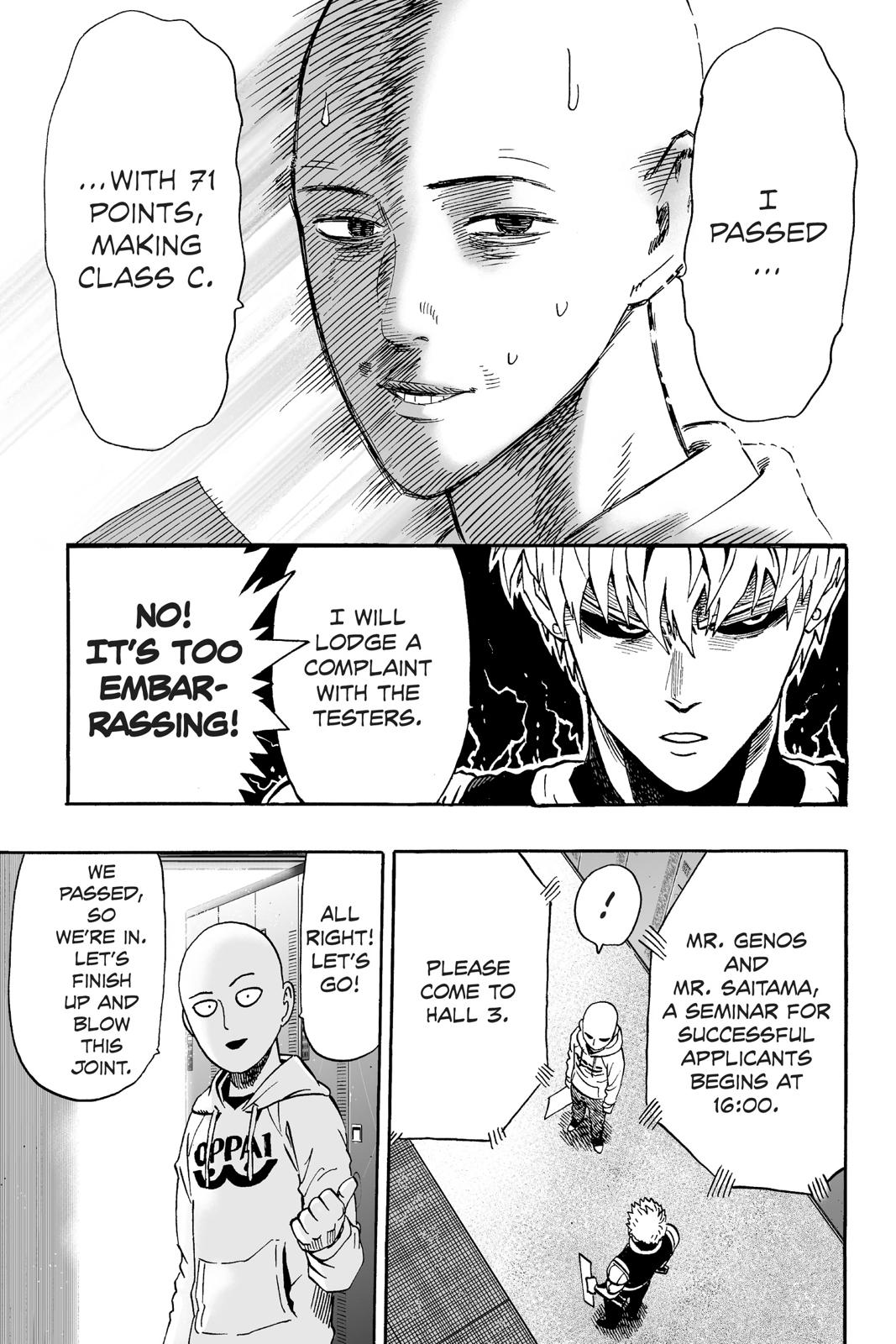 One-Punch Man, Chapter 16 image 015