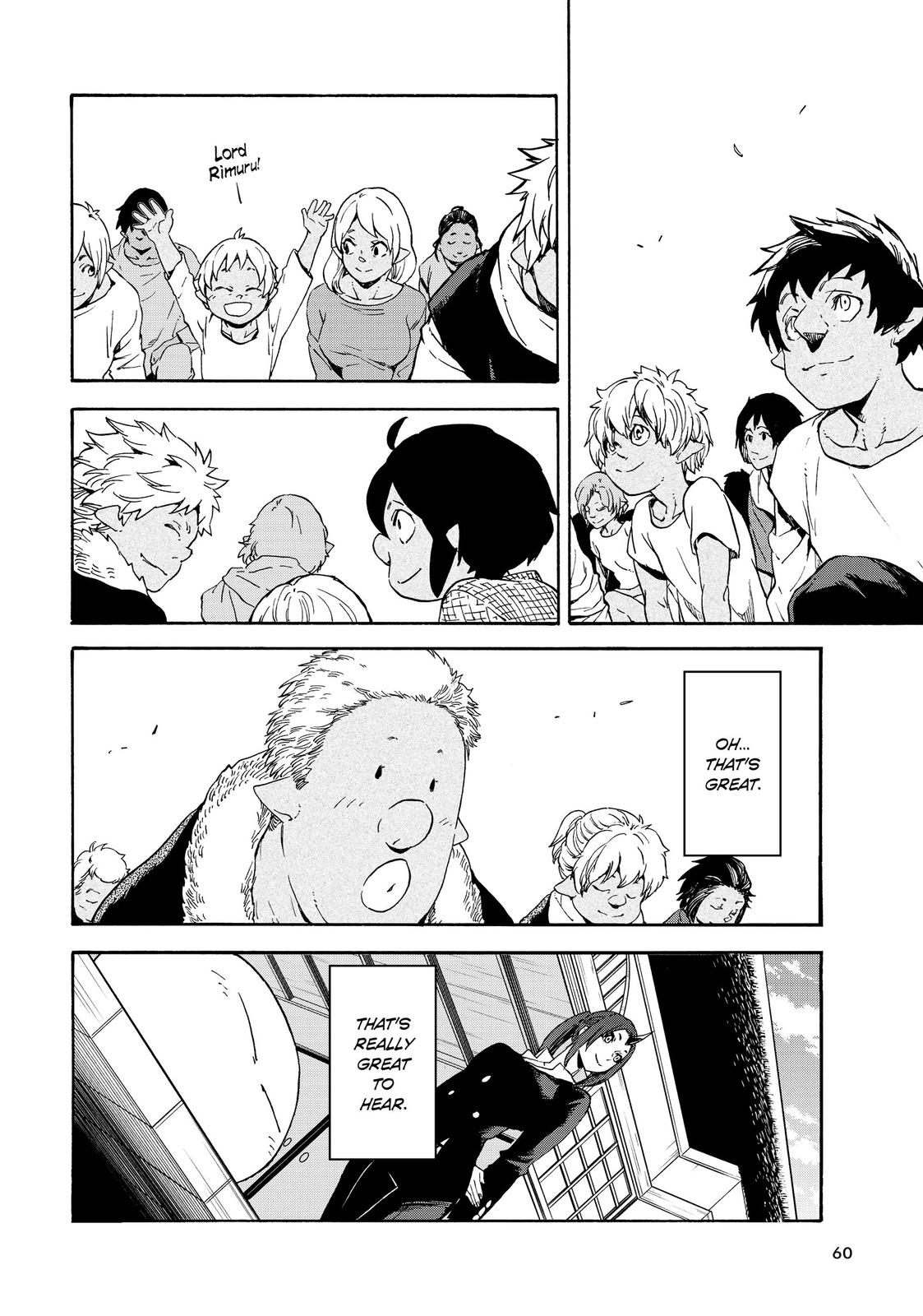 Tensei shitara Slime Datta Ken, Chapter 69 image 008