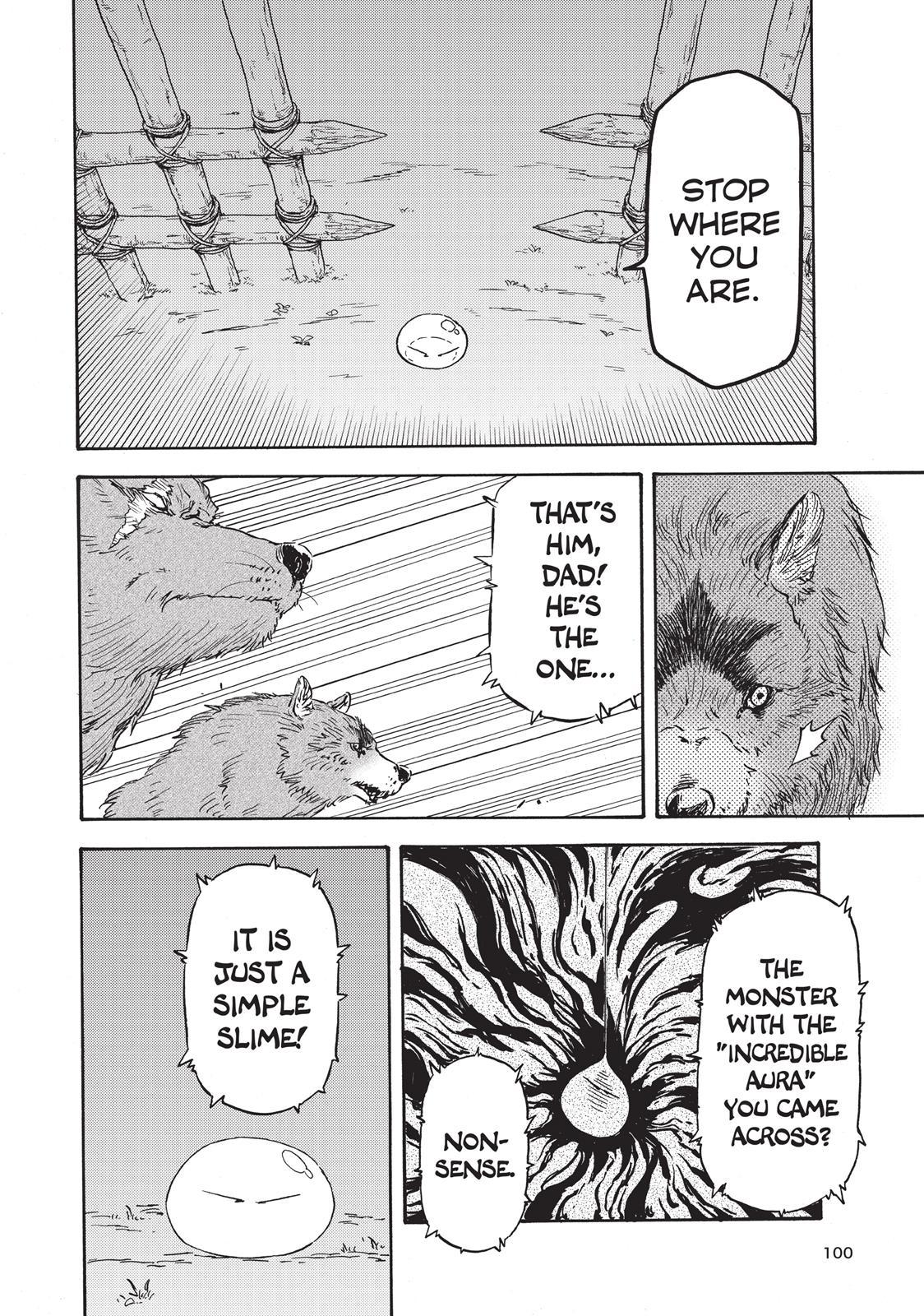 Tensei shitara Slime Datta Ken, Chapter 3 image 010