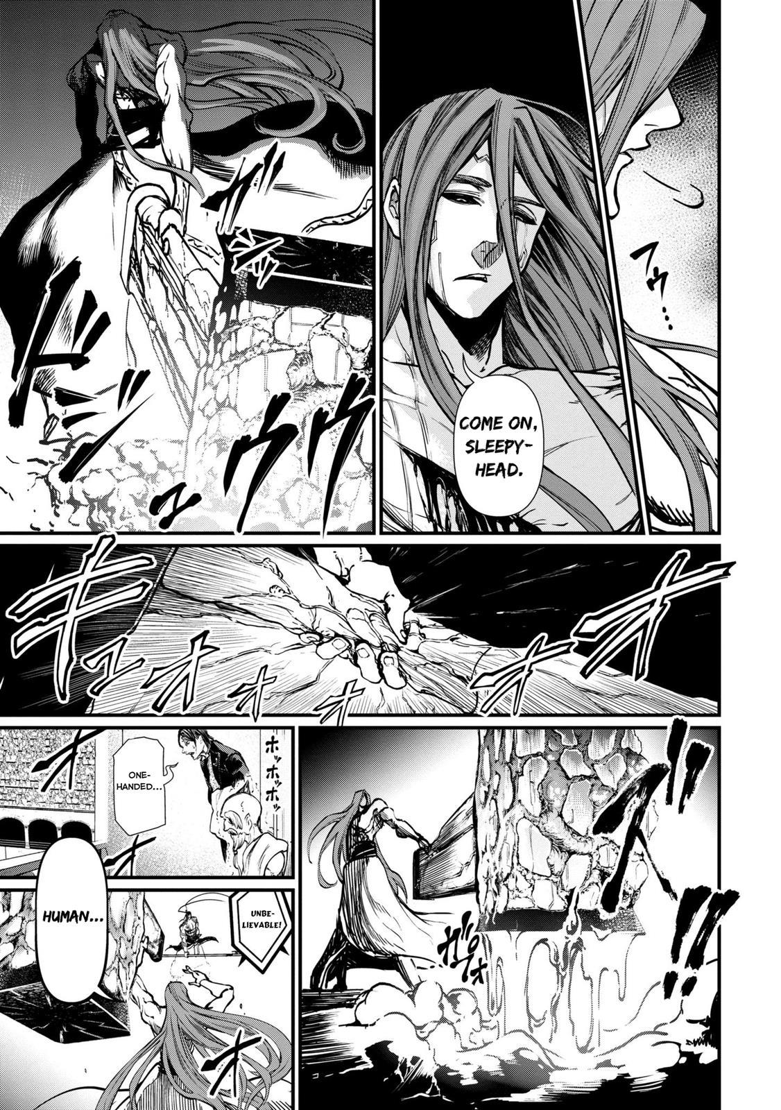 Shuumatsu no Valkyrie, Chapter 4 image 022