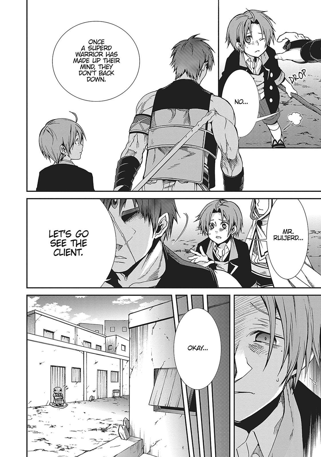 Mushoku Tensei, Chapter 23 image 035