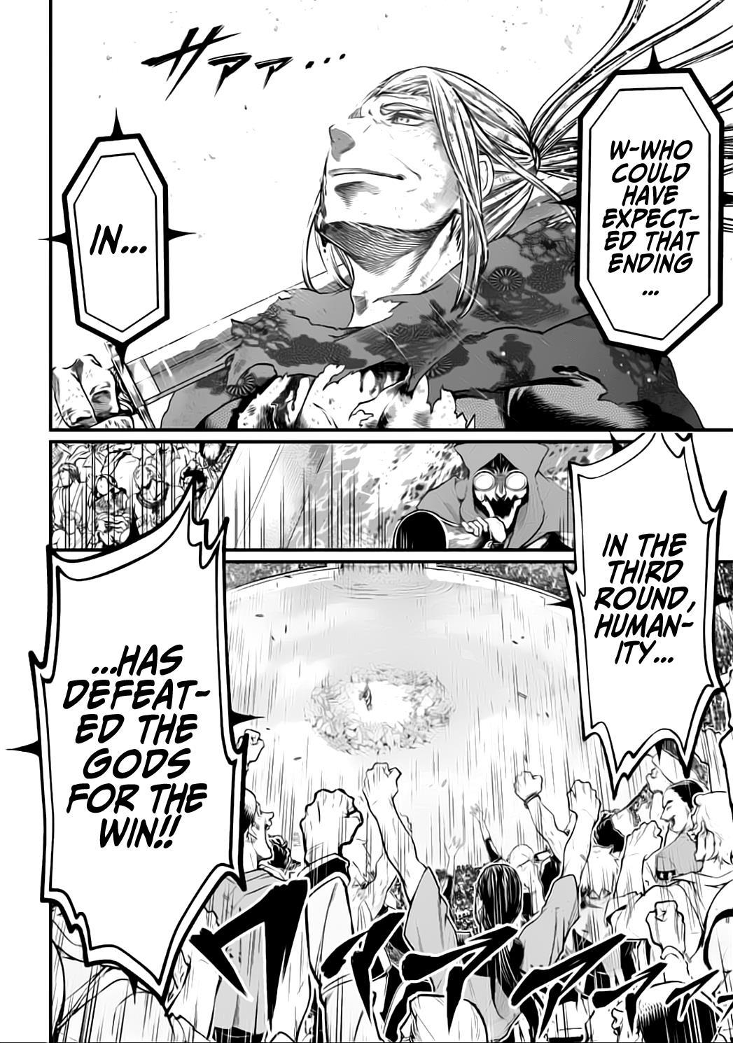 Shuumatsu no Valkyrie, Chapter 20 image 006