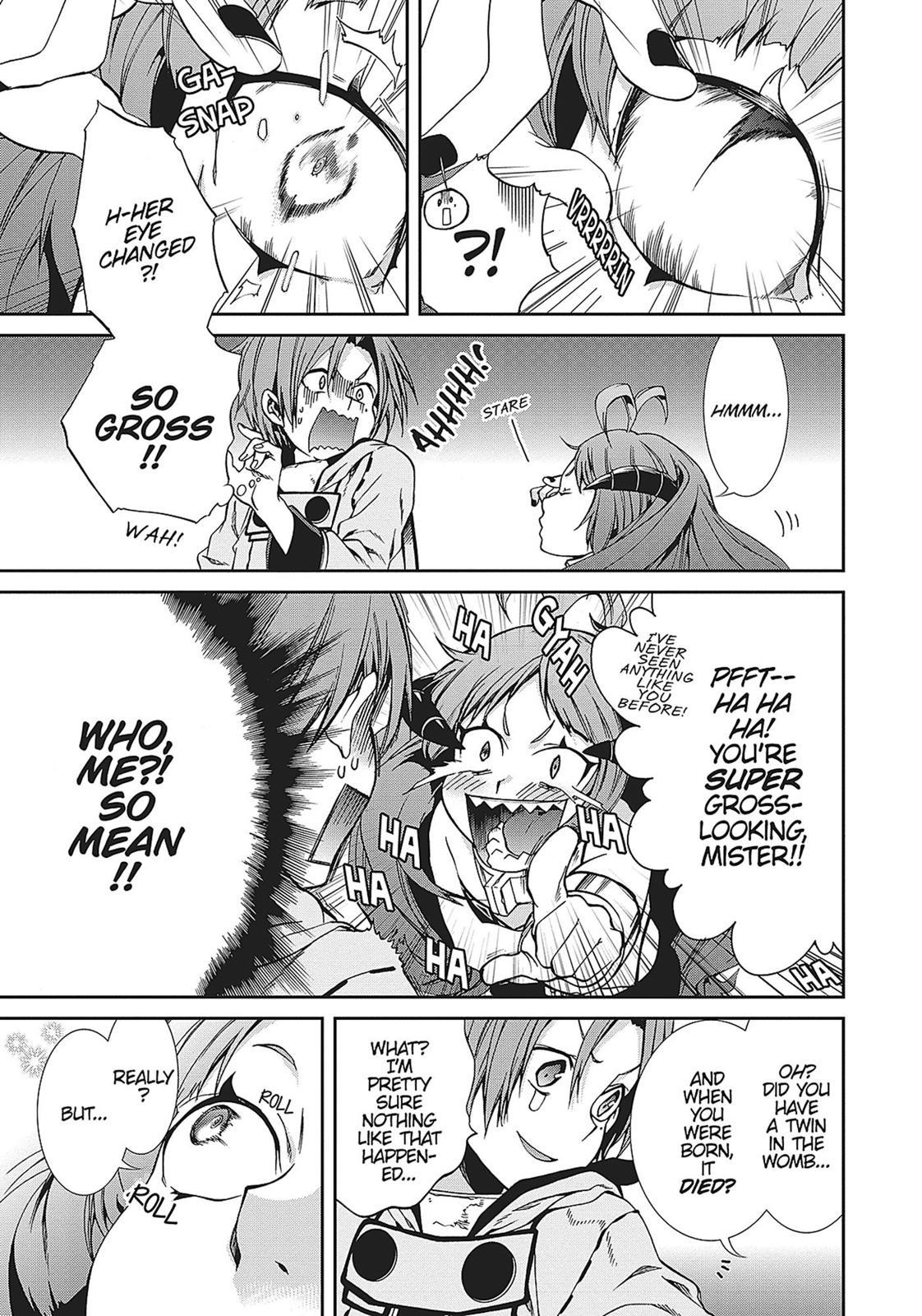 Mushoku Tensei, Chapter 28 image 024