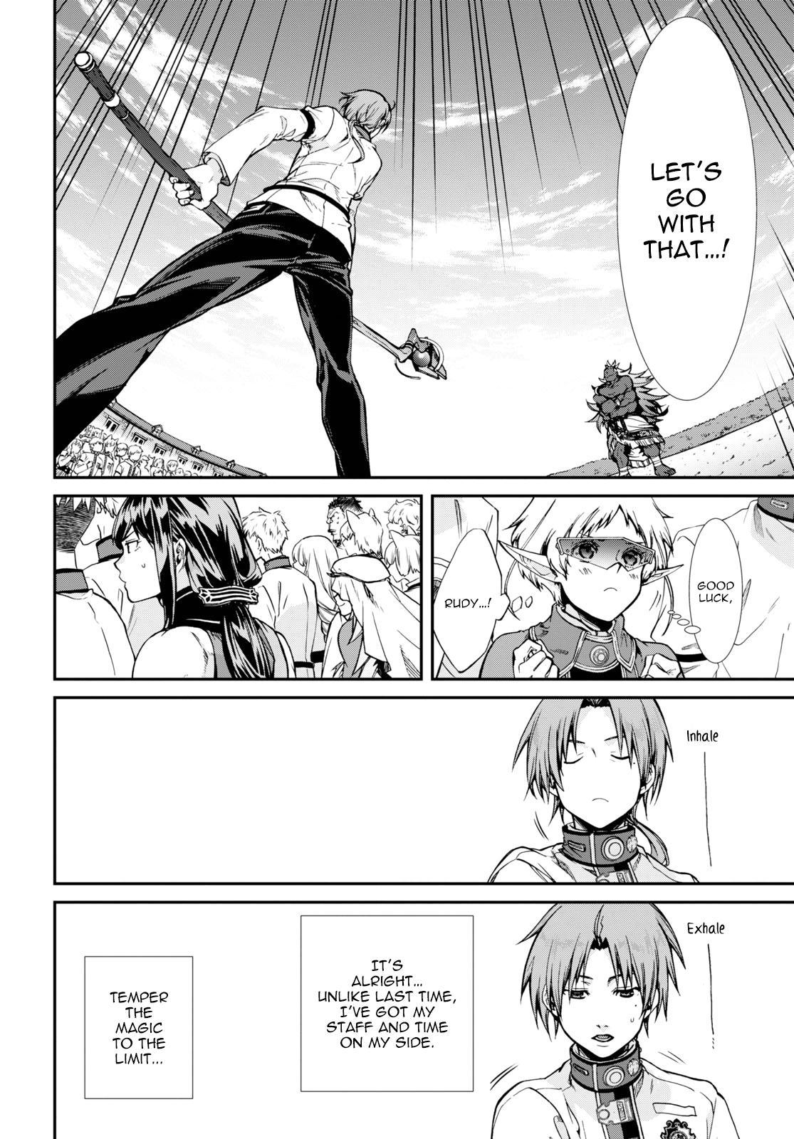 Mushoku Tensei, Chapter 66 image 013