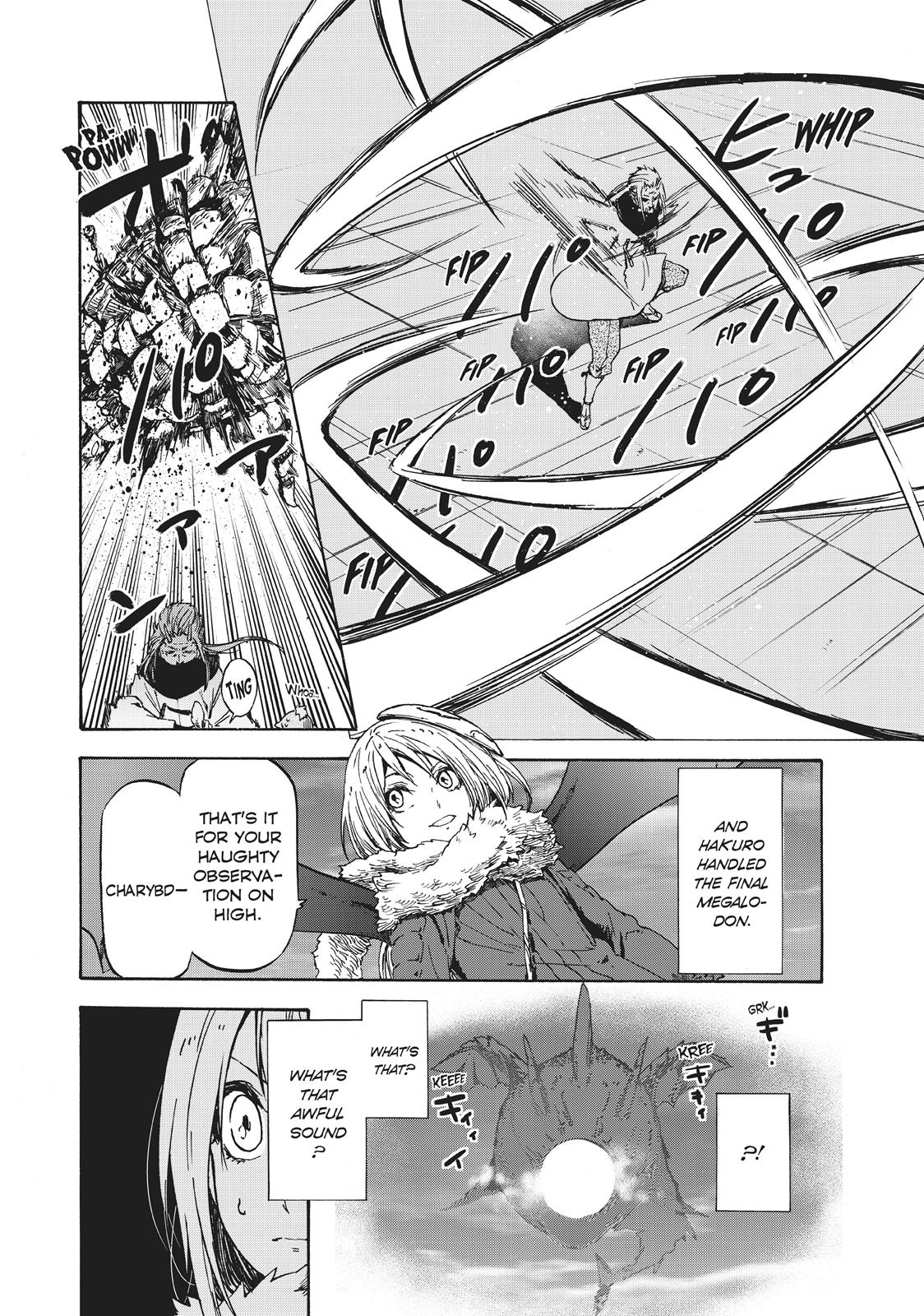 Tensei shitara Slime Datta Ken, Chapter 38 image 020