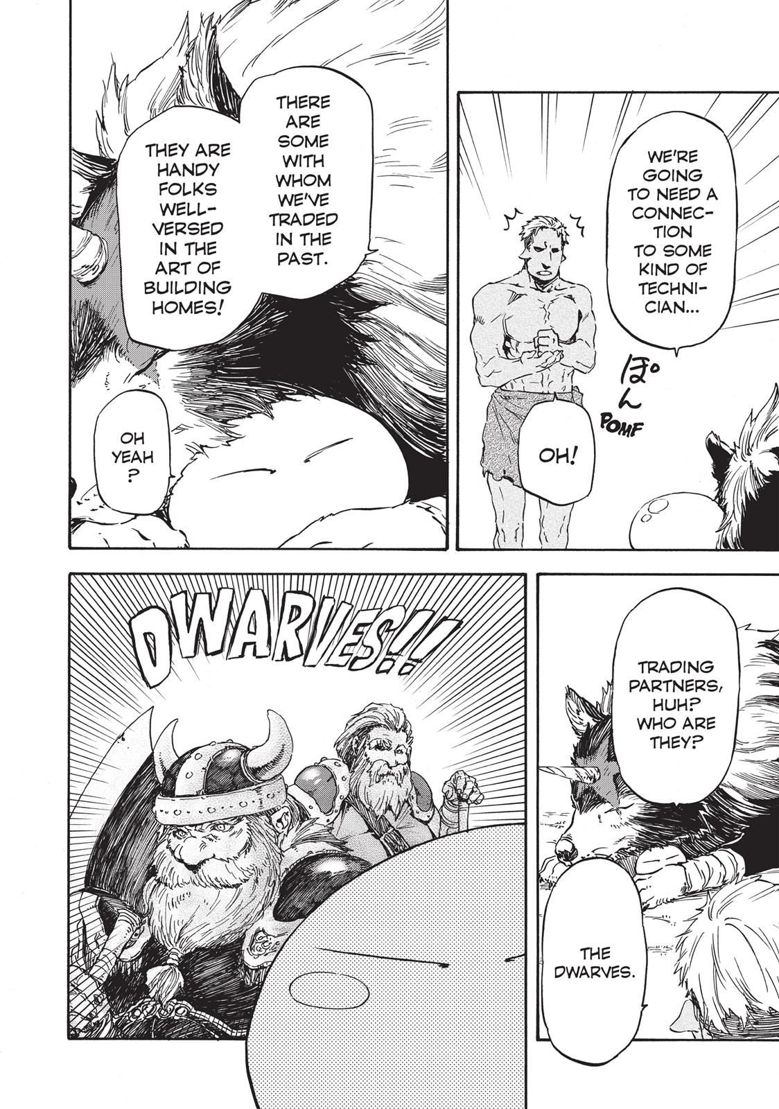 Tensei shitara Slime Datta Ken, Chapter 4 image 014