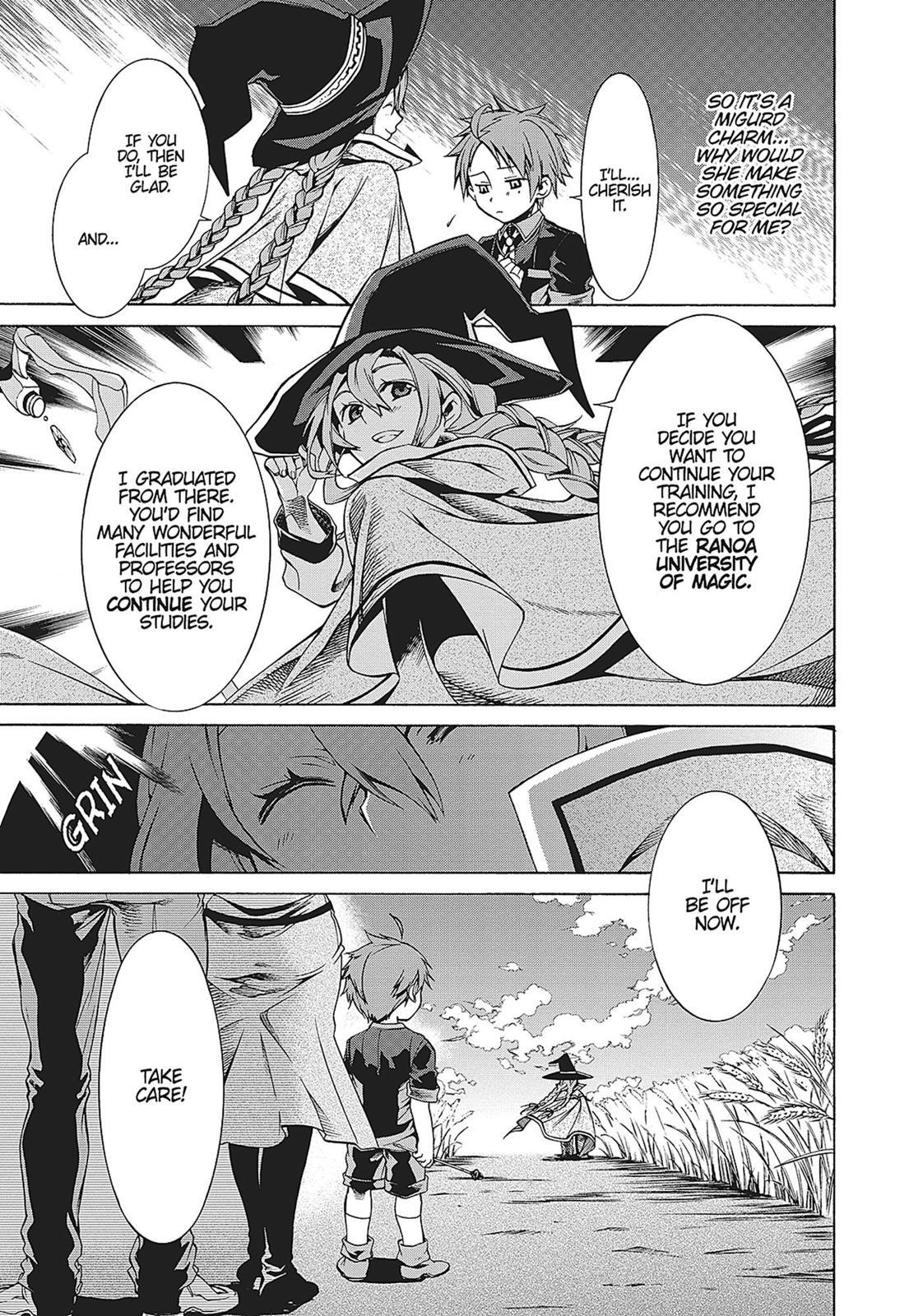 Mushoku Tensei, Chapter 3 image 020