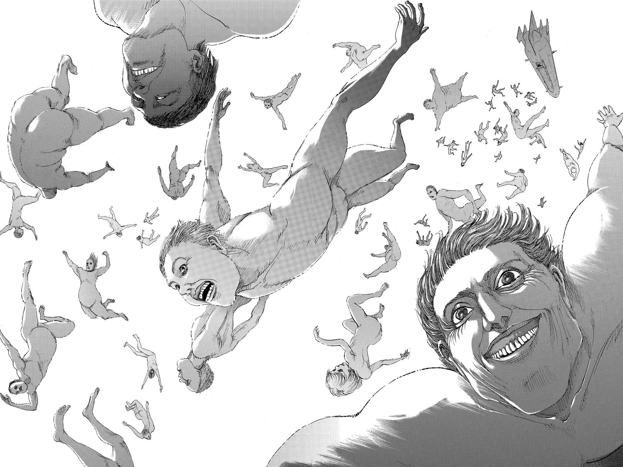 Attack On Titan, Episode 92 image 018